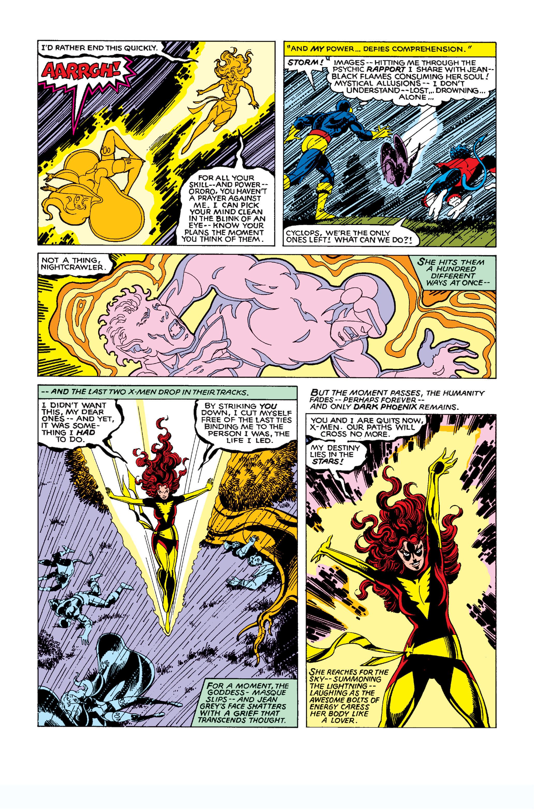 Read online Uncanny X-Men (1963) comic -  Issue #135 - 6