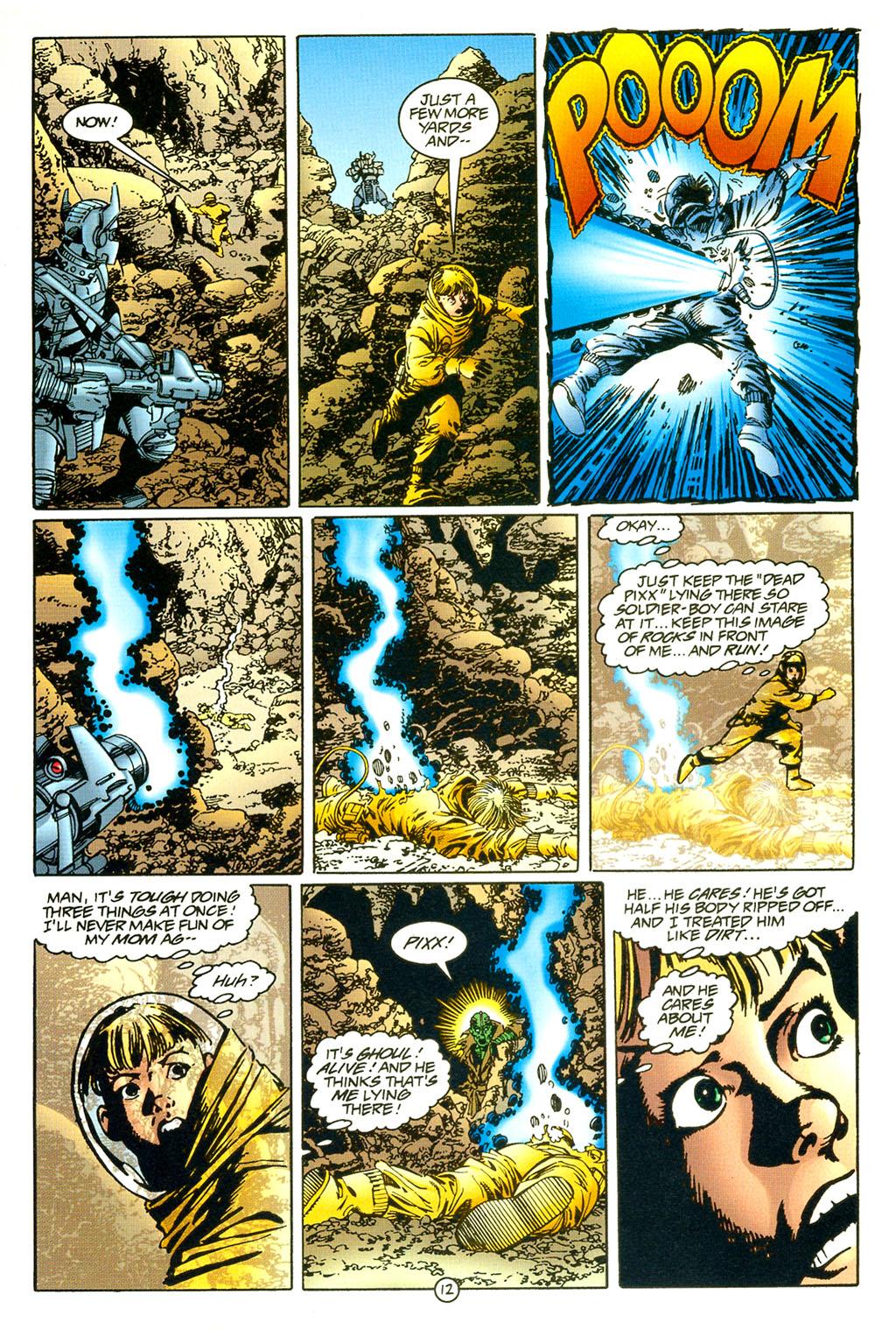 Read online UltraForce (1994) comic -  Issue #5 - 13