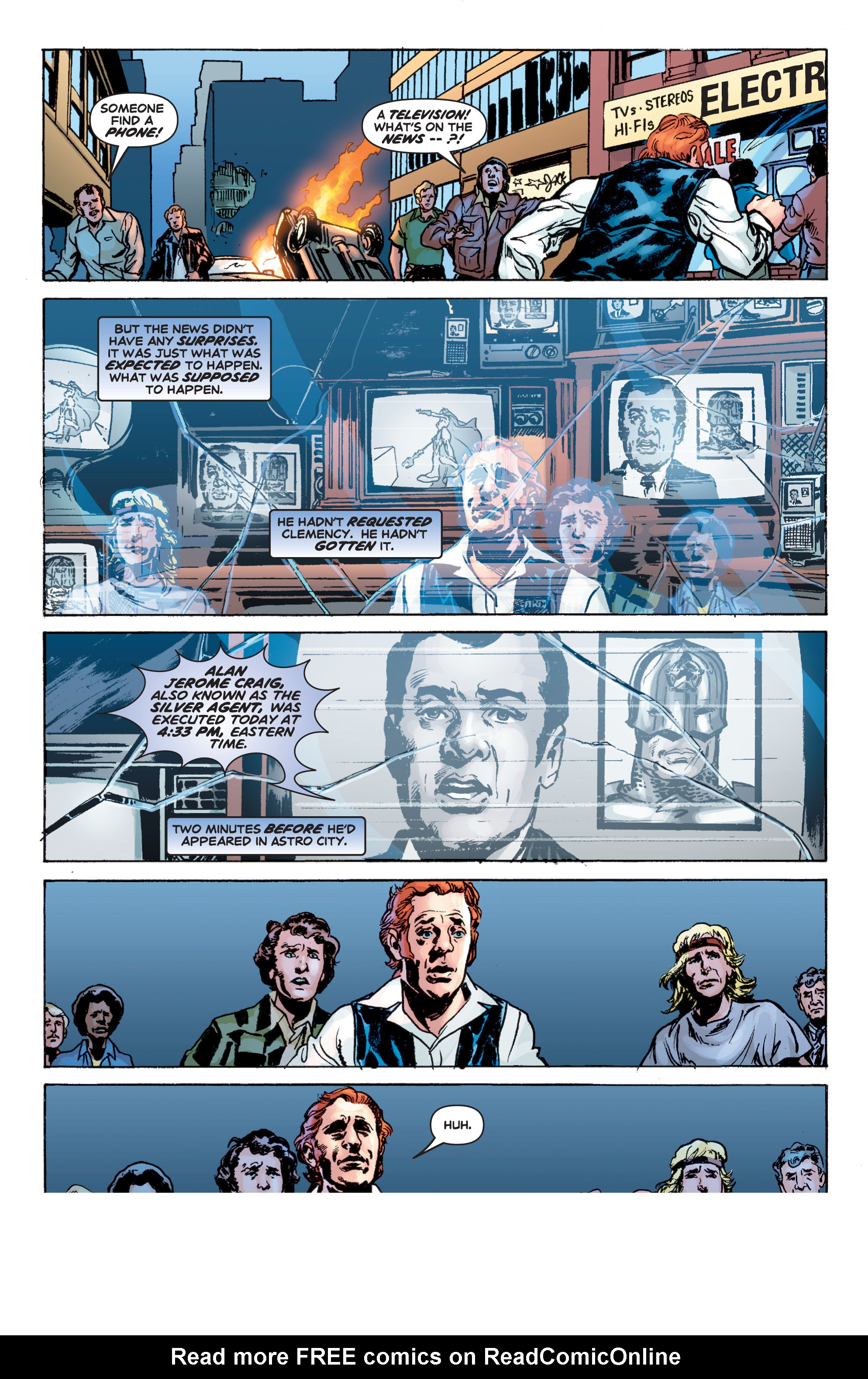 Read online Astro City: Dark Age/Book One comic -  Issue #4 - 20