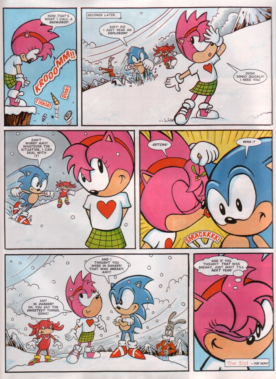 Read online Sonic the Comic comic -  Issue #68 - 29