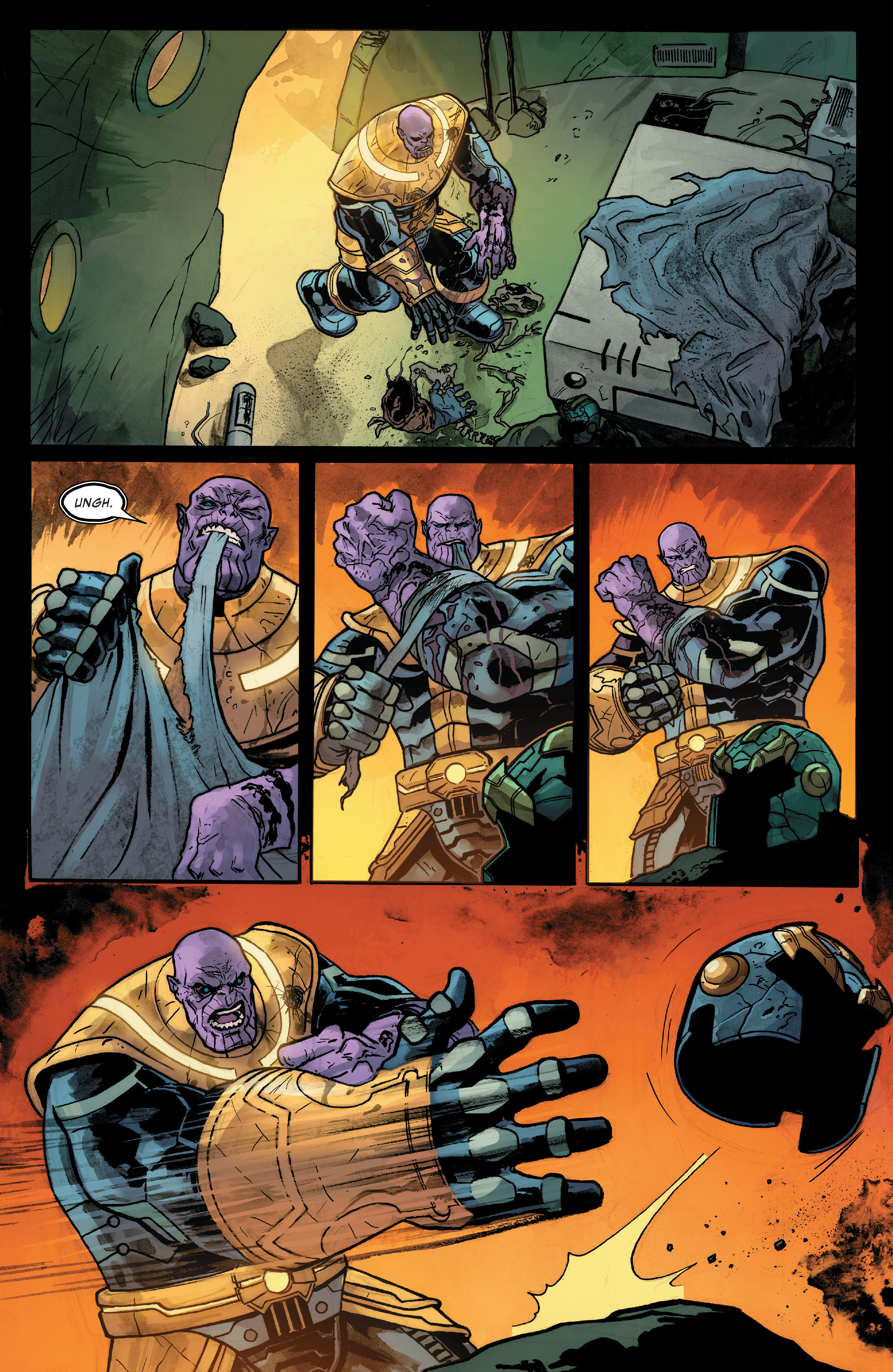 Read online Thanos (2016) comic -  Issue #7 - 9