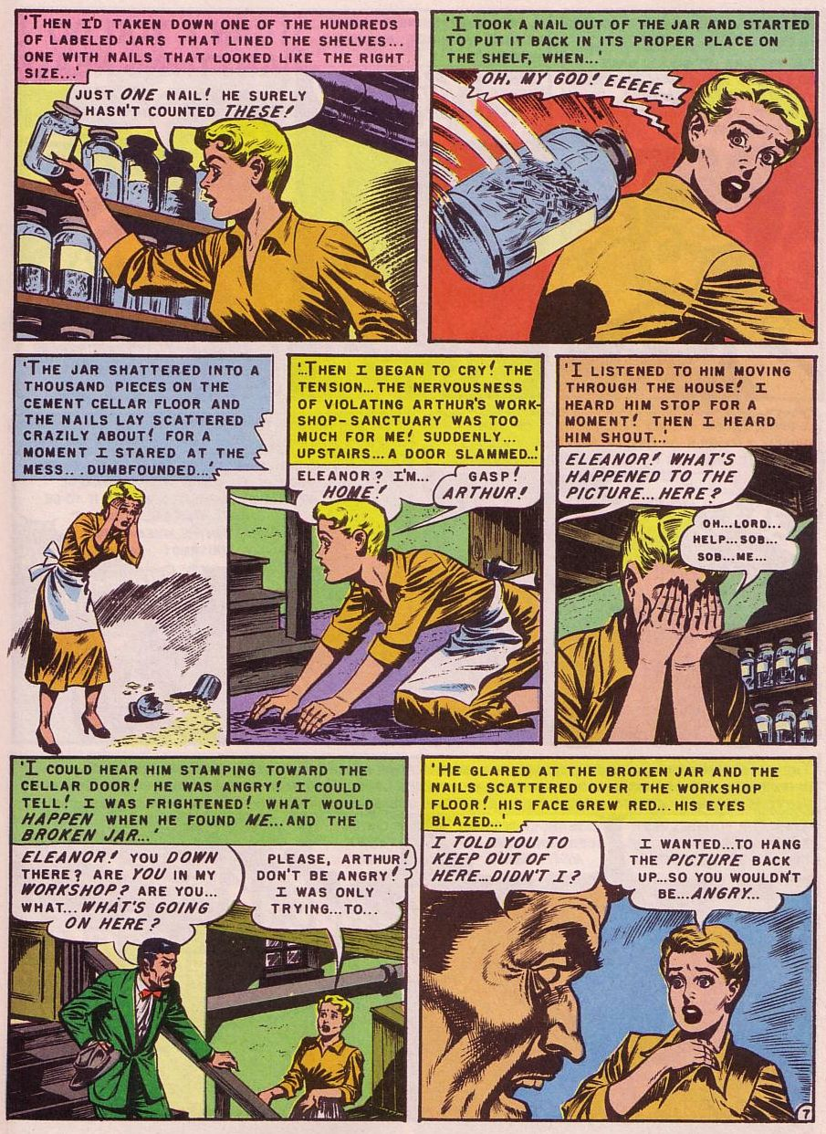 Read online Shock SuspenStories comic -  Issue #1 - 8