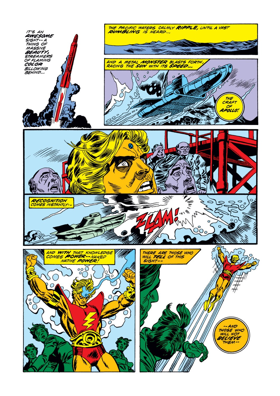 Warlock (1972) issue 3 - Page 15