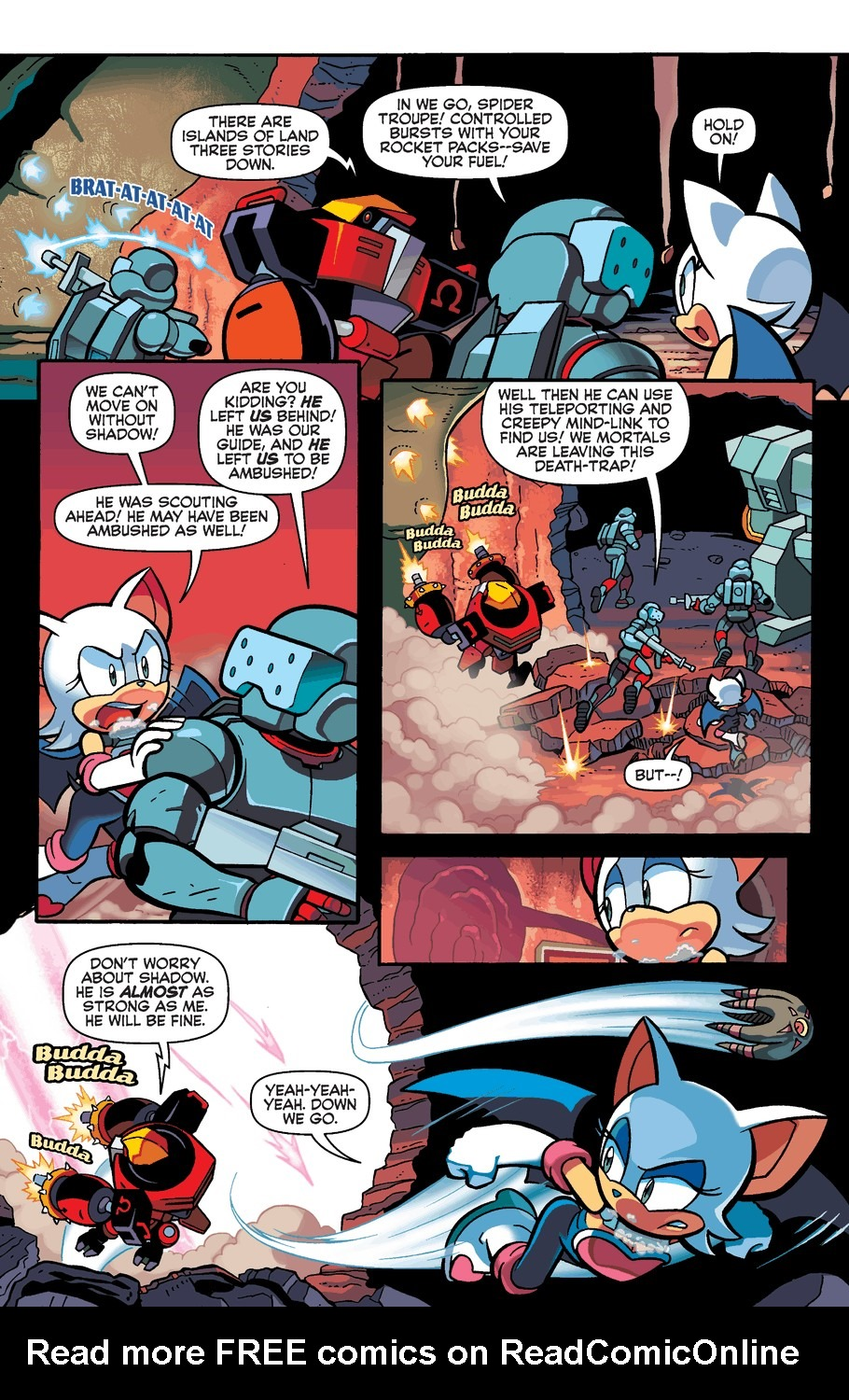 Read online Sonic Universe comic -  Issue #60 - 7
