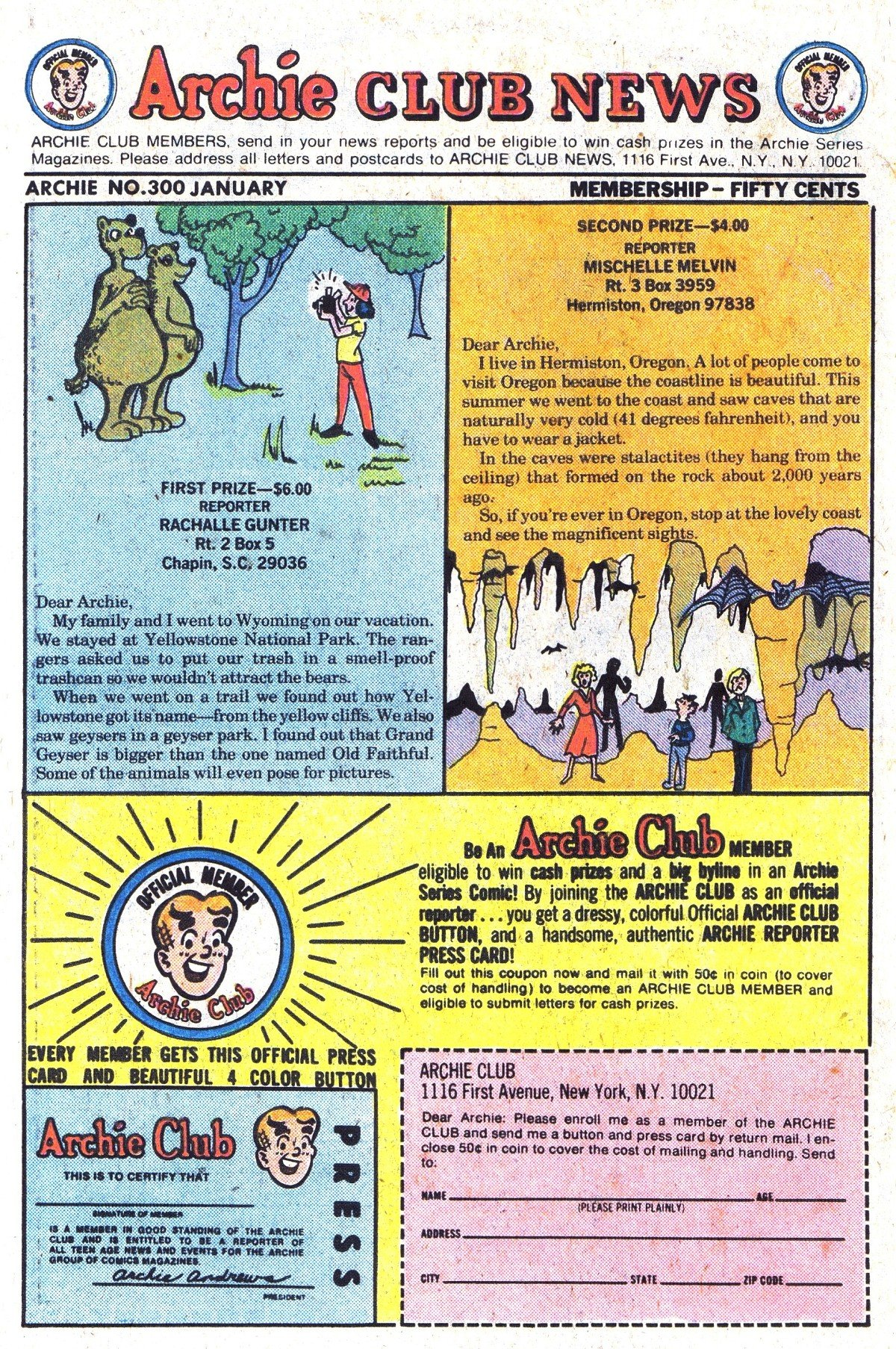 Read online Archie (1960) comic -  Issue #300 - 26