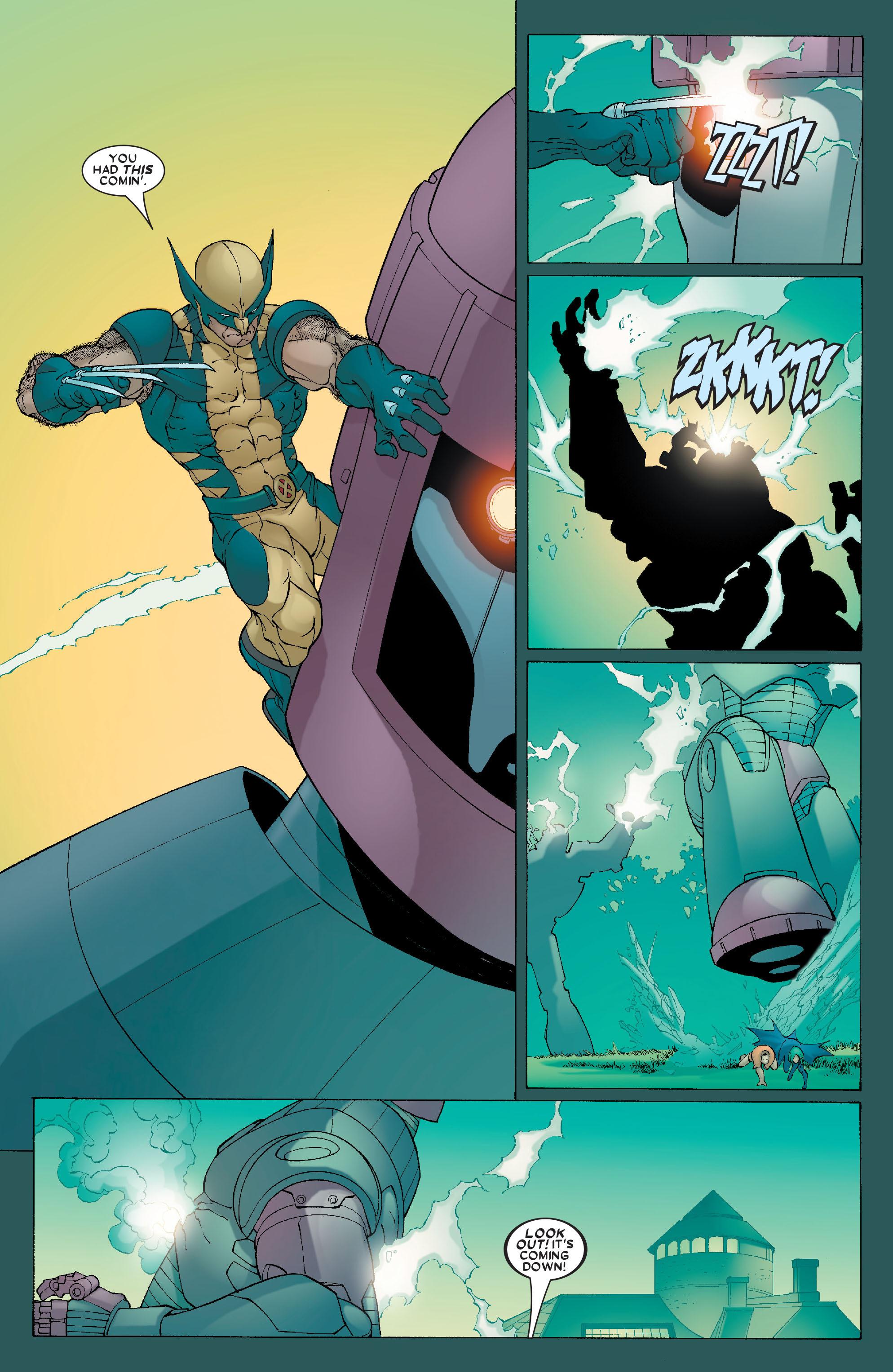 X-Men (1991) 177 Page 15