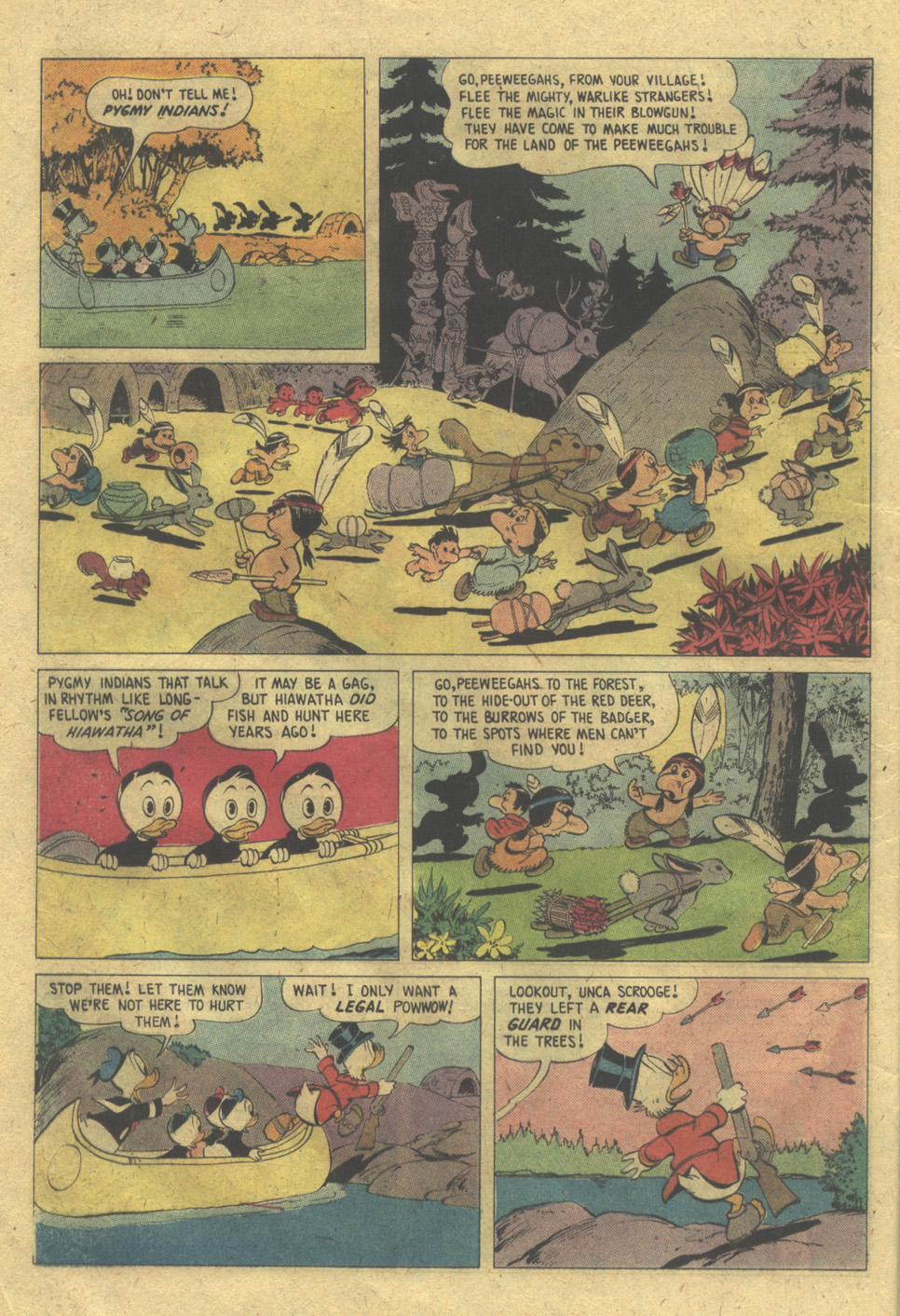 Read online Uncle Scrooge (1953) comic -  Issue #112 - 12