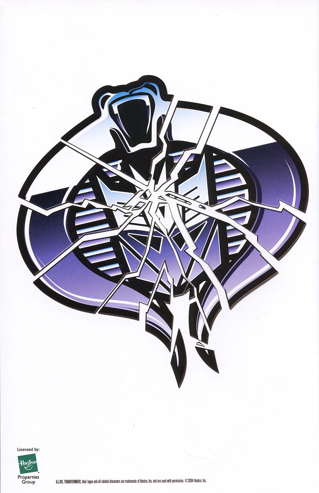 G.I. Joe vs. The Transformers II Issue #0 #1 - English 21