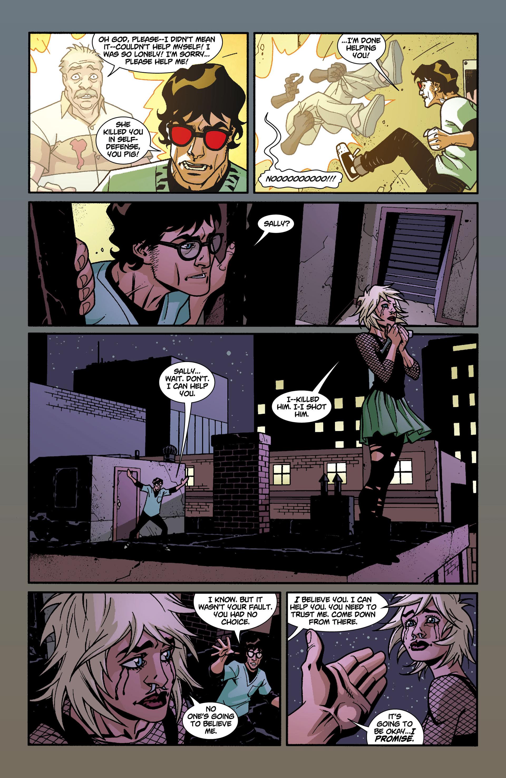 Read online National Comics: Eternity comic -  Issue # Full - 25