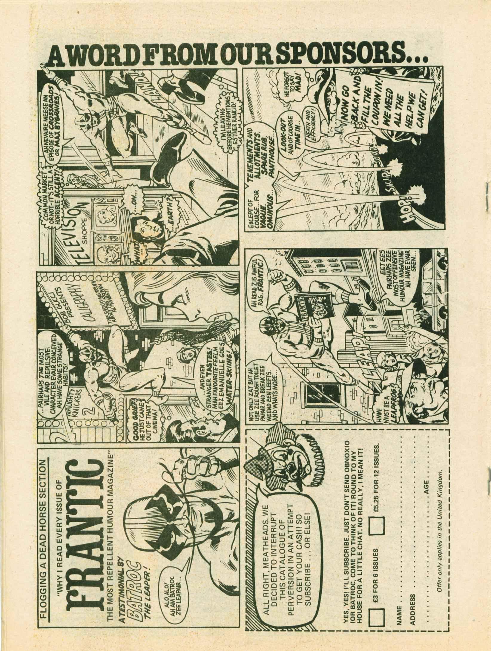 Read online Future Tense comic -  Issue #8 - 16