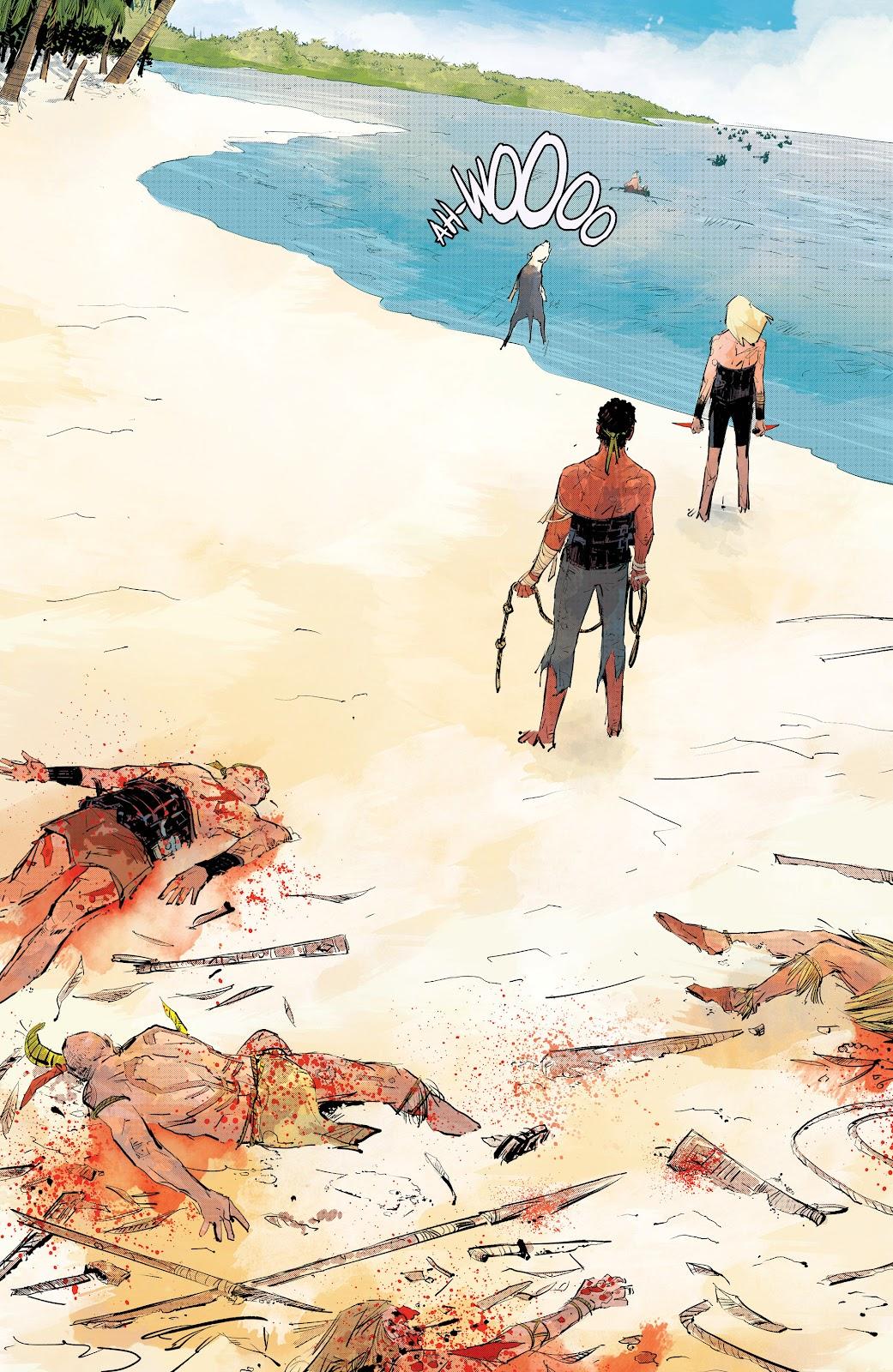 Read online Resonant comic -  Issue #5 - 8