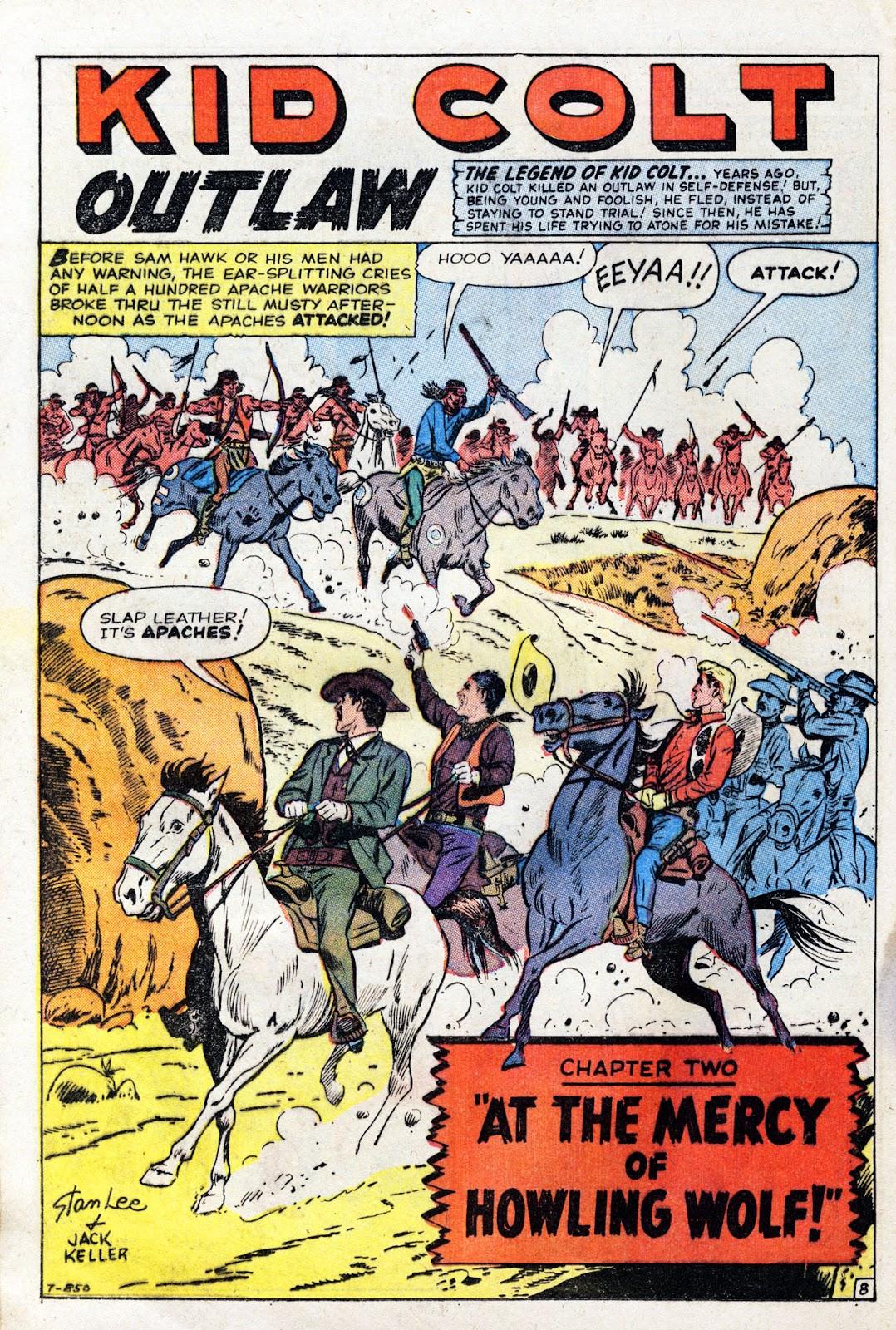 Gunsmoke Western issue 60 - Page 12