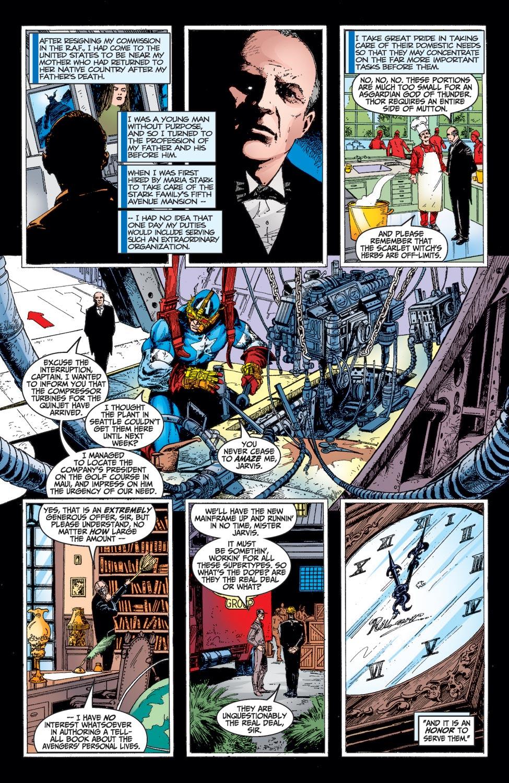 Read online Avengers (1998) comic -  Issue #Avengers (1998) Annual - 8
