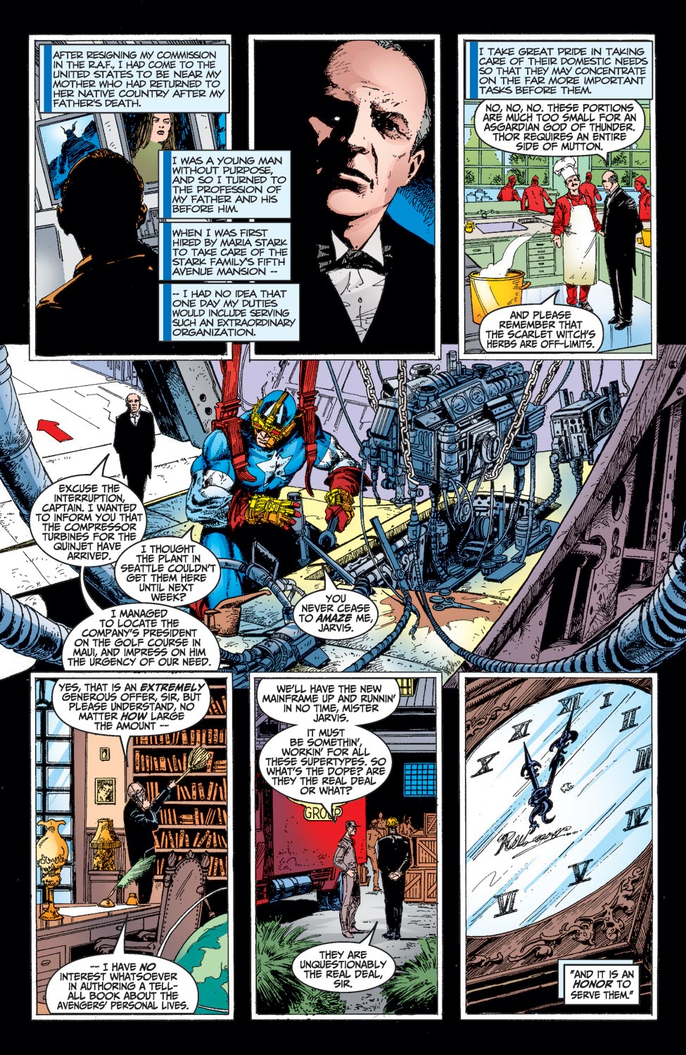 Avengers (1998) issue _Annual_1 - Page 8