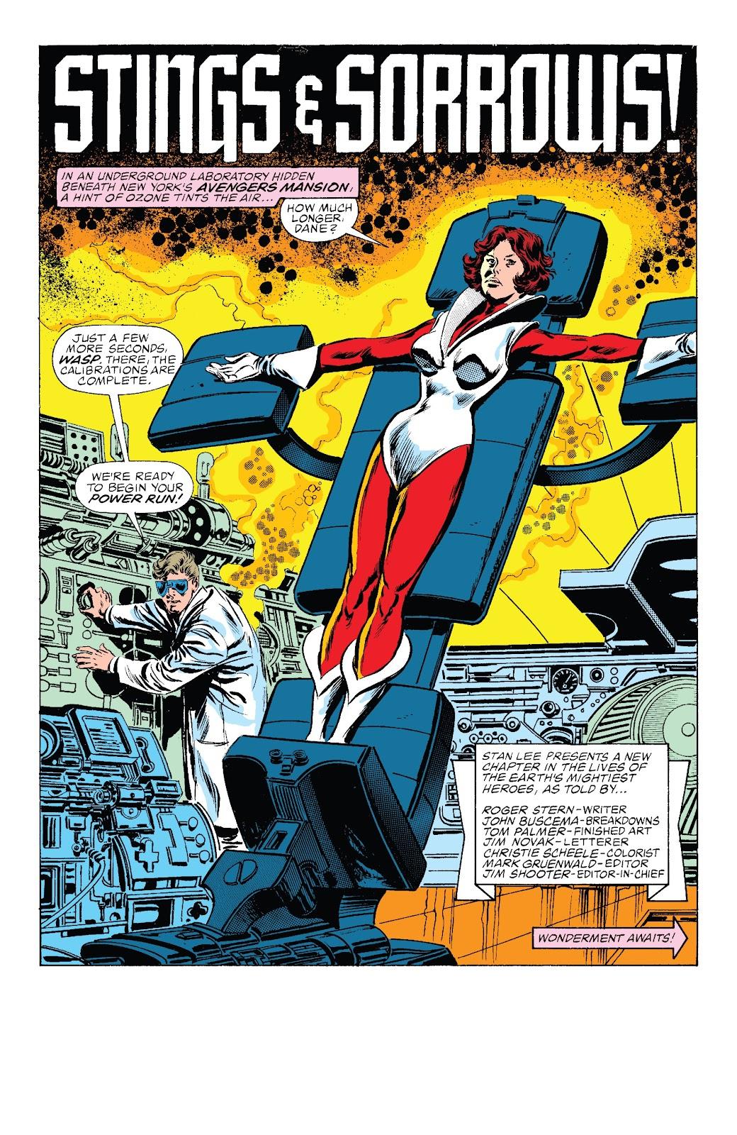Read online Marvel Tales: Avengers comic -  Issue # Full - 48