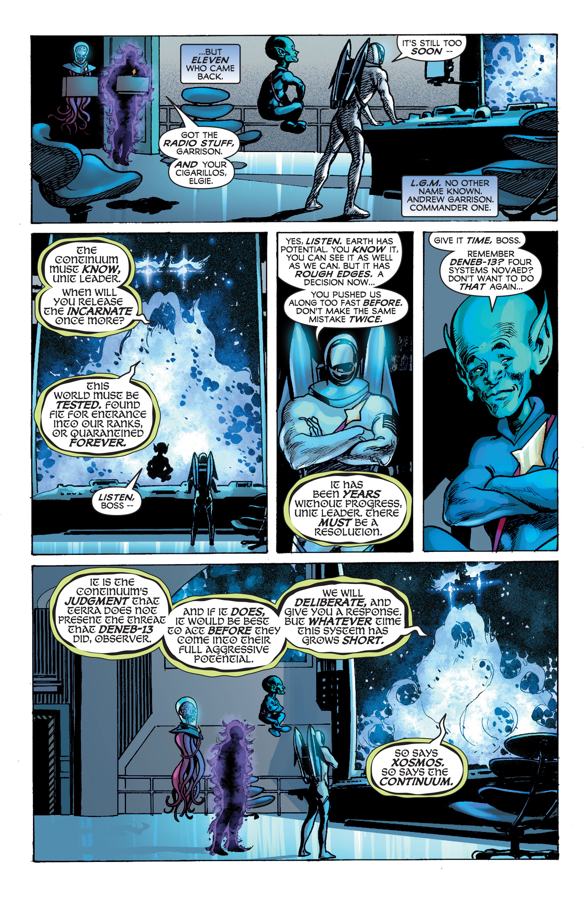 Read online Astro City: Dark Age/Book Three comic -  Issue #3 - 7