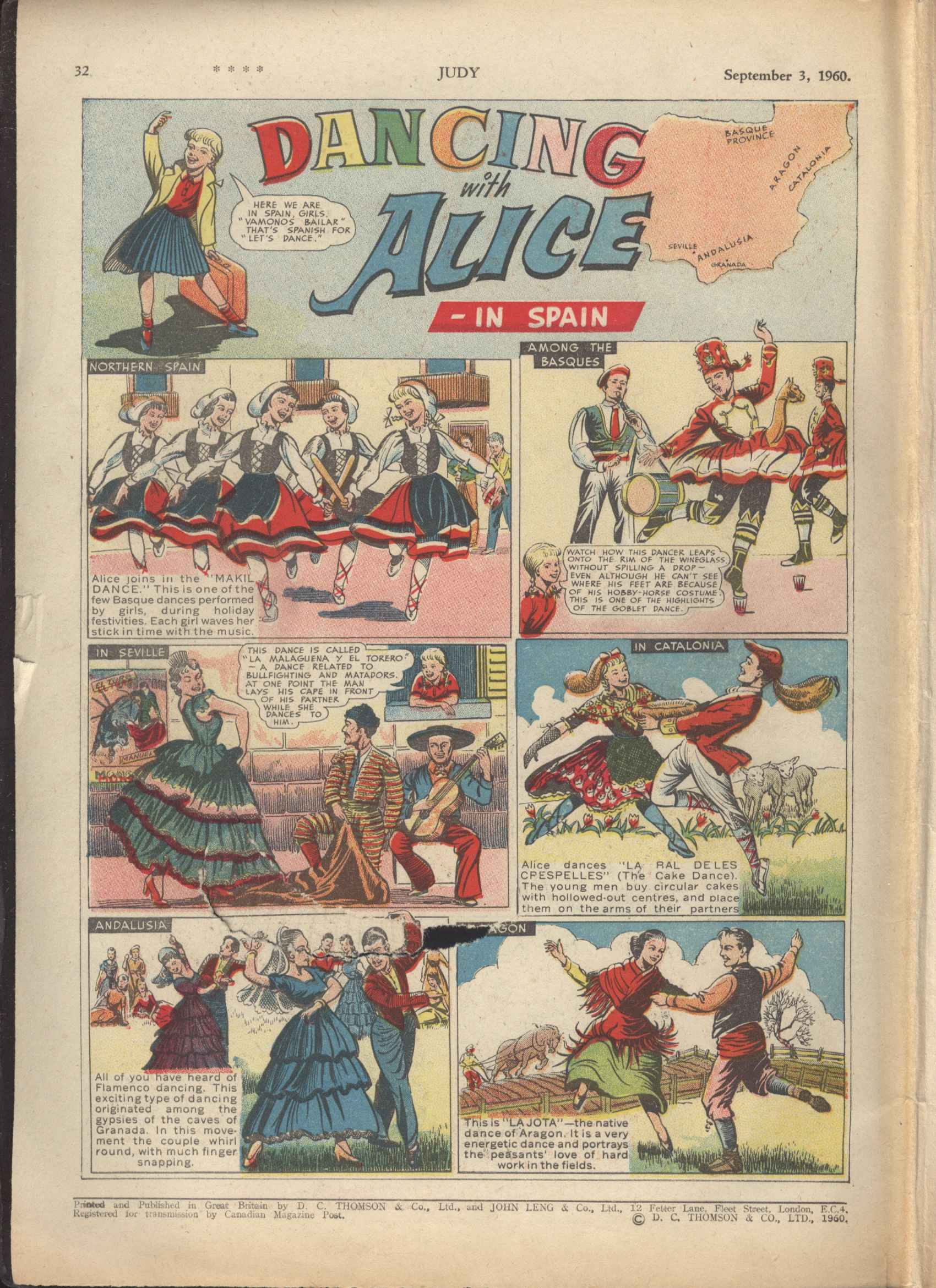 Read online Judy comic -  Issue #34 - 32