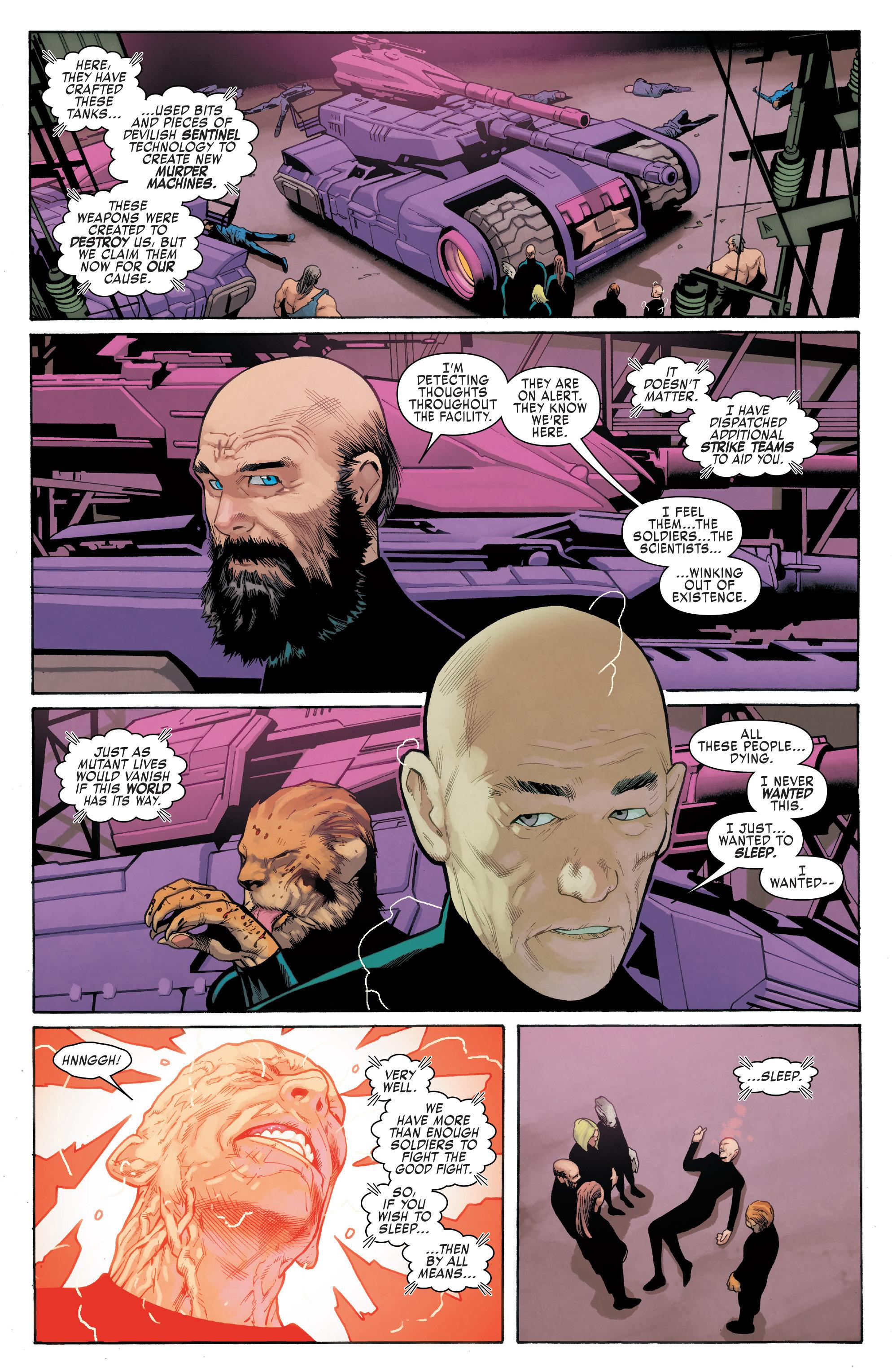 Read online Uncanny X-Men (2016) comic -  Issue #11 - 7