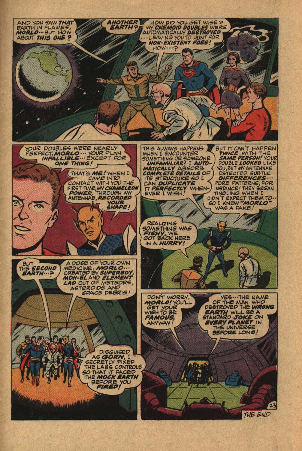Read online Adventure Comics (1938) comic -  Issue #363 - 33