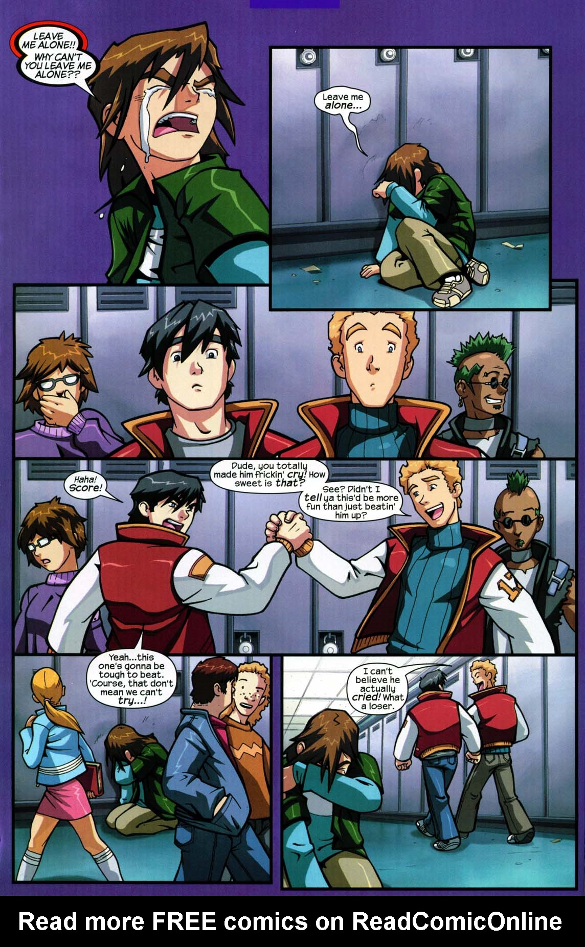 Read online Sentinel comic -  Issue #5 - 14
