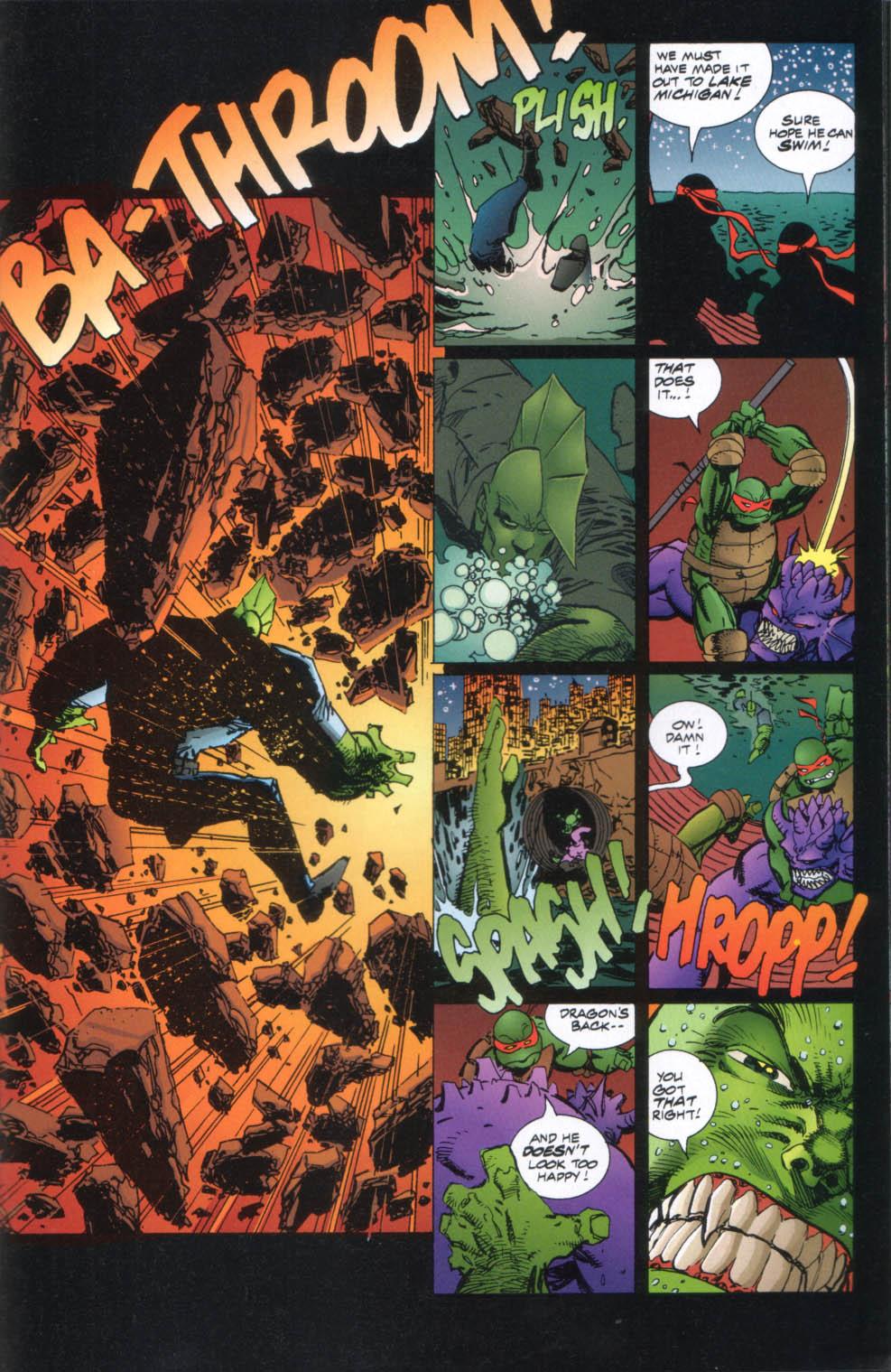 The Savage Dragon (1993) Issue #22 #25 - English 18
