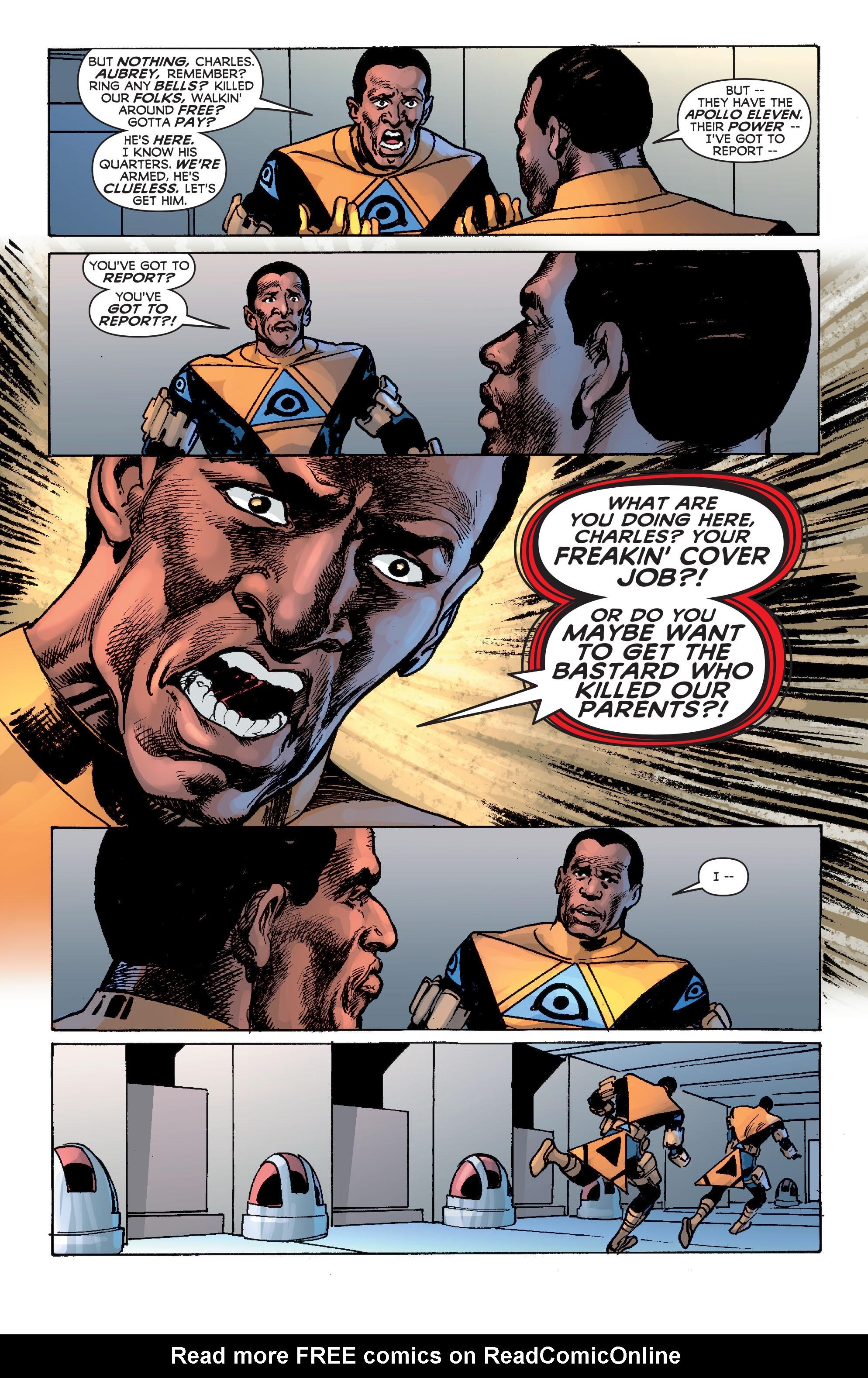 Read online Astro City: Dark Age/Book Three comic -  Issue #3 - 20