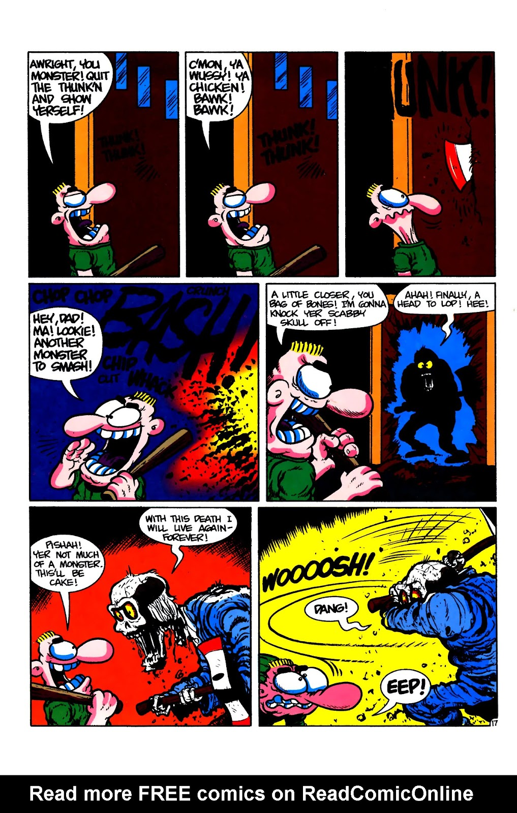 Ralph Snart Adventures (1988) issue 16 - Page 21