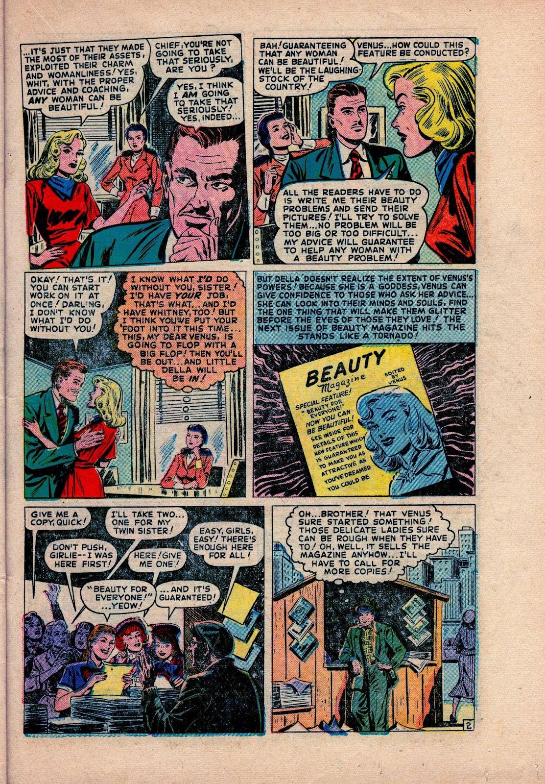 Venus (1948) issue 9 - Page 35