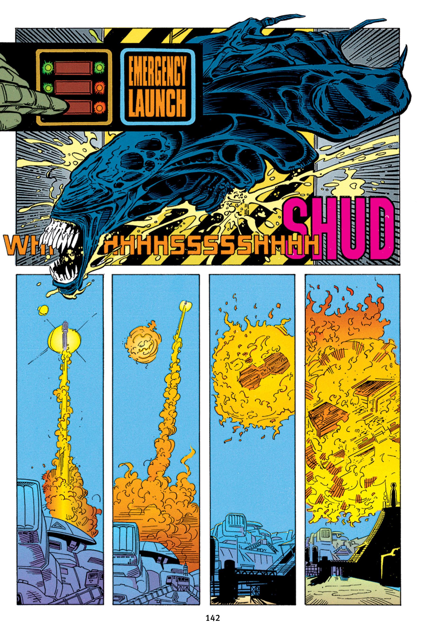 Read online Aliens vs. Predator Omnibus comic -  Issue # _TPB 1 Part 2 - 41
