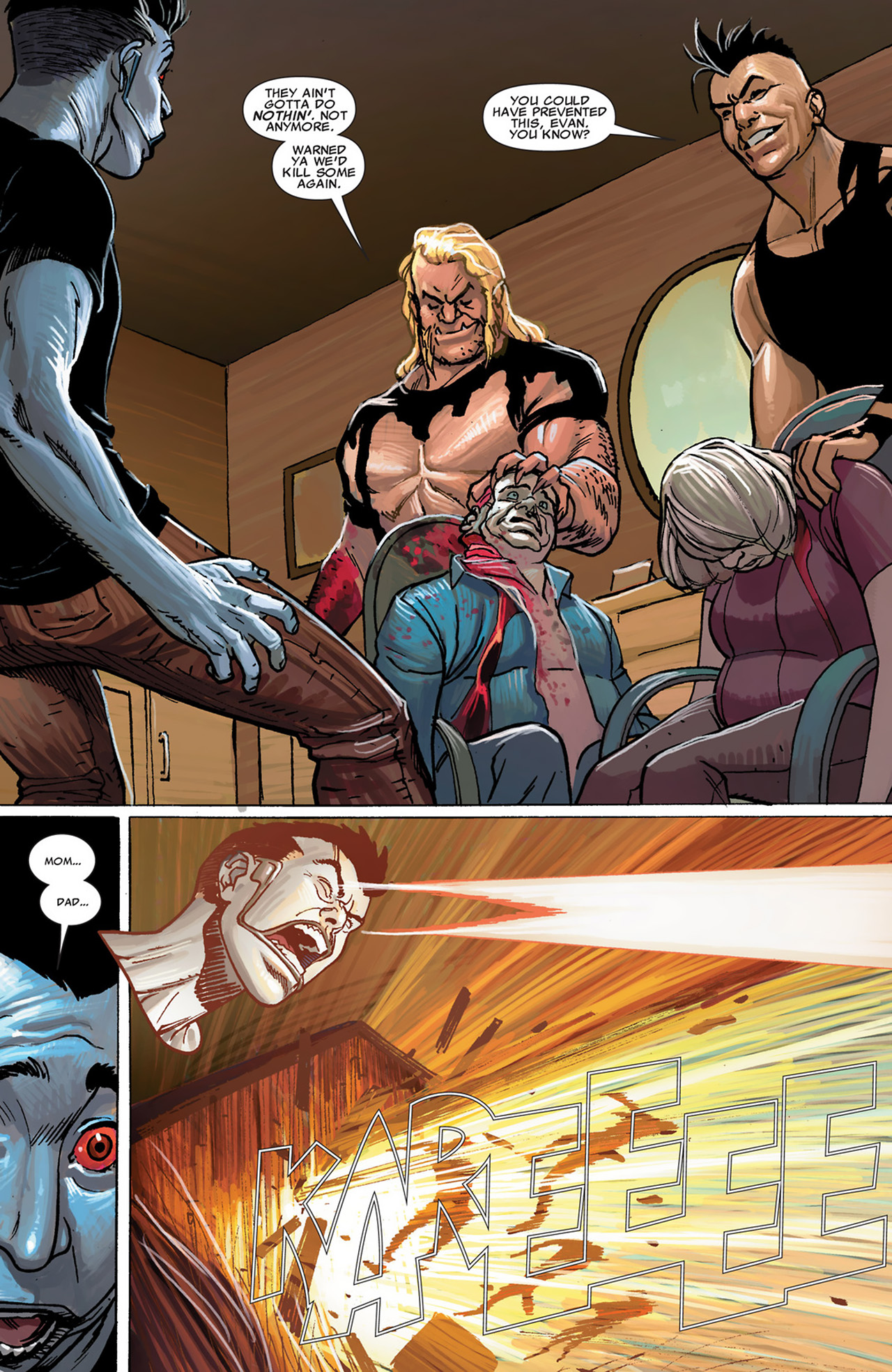 Uncanny X-Force (2010) #30 #32 - English 16