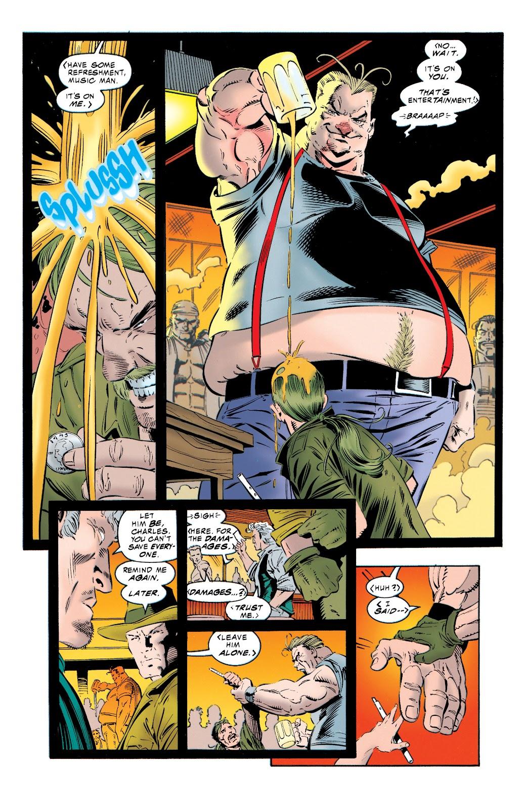 Uncanny X-Men (1963) issue 321 - Page 4