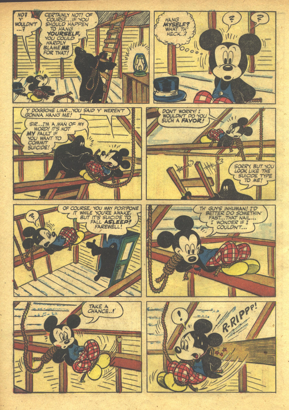 Walt Disney's Comics and Stories issue 103 - Page 44