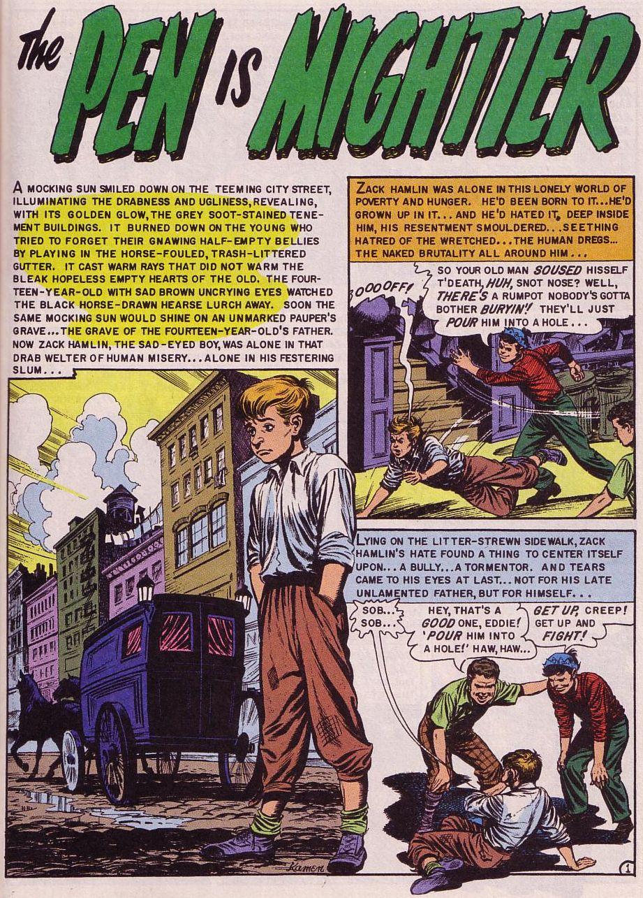 Read online Shock SuspenStories comic -  Issue #16 - 23