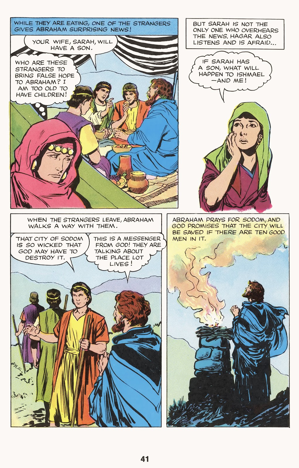 The Picture Bible issue TPB (Part 1) - Page 43