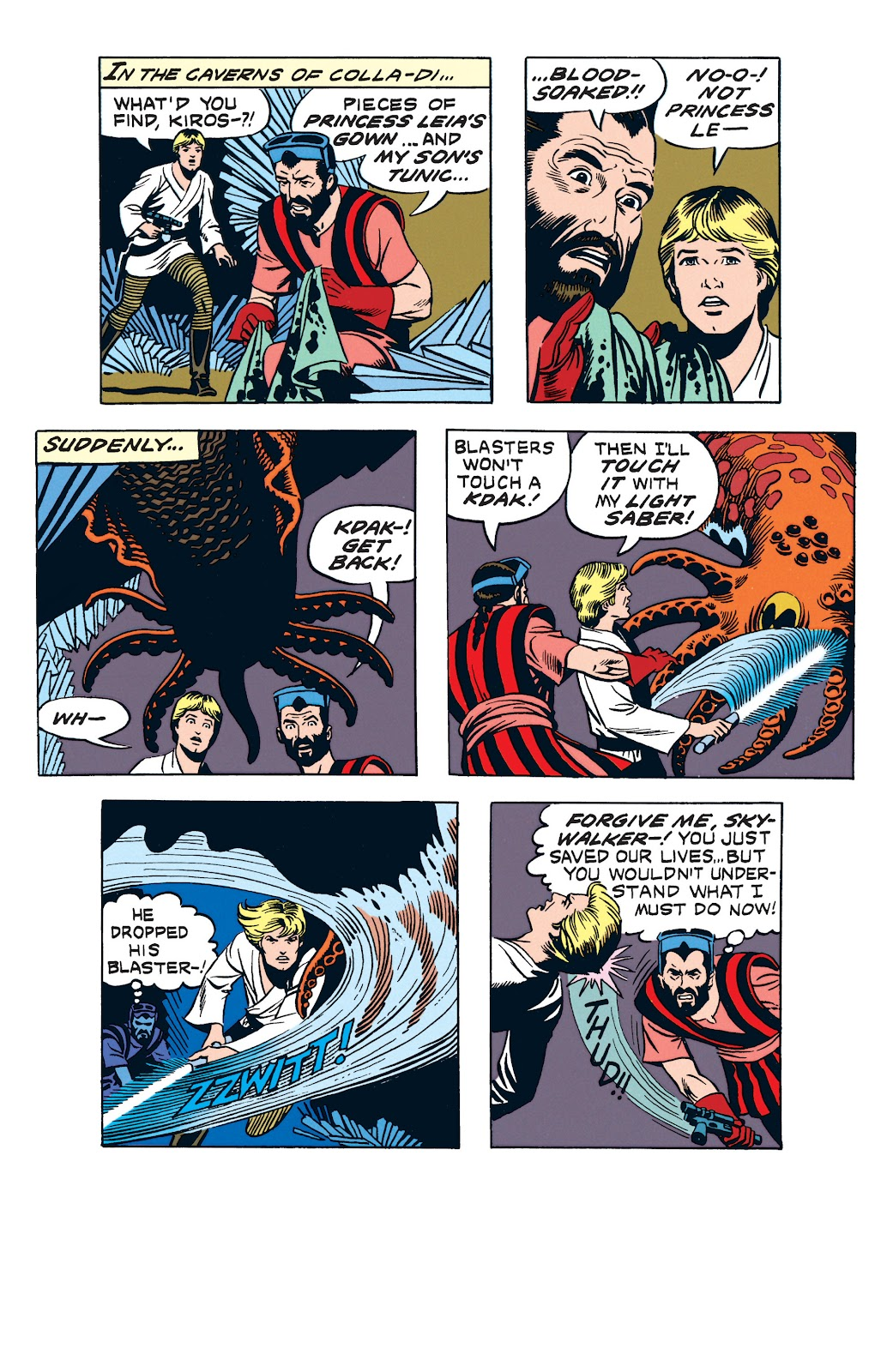 Read online Star Wars Legends: The Newspaper Strips - Epic Collection comic -  Issue # TPB (Part 3) - 40