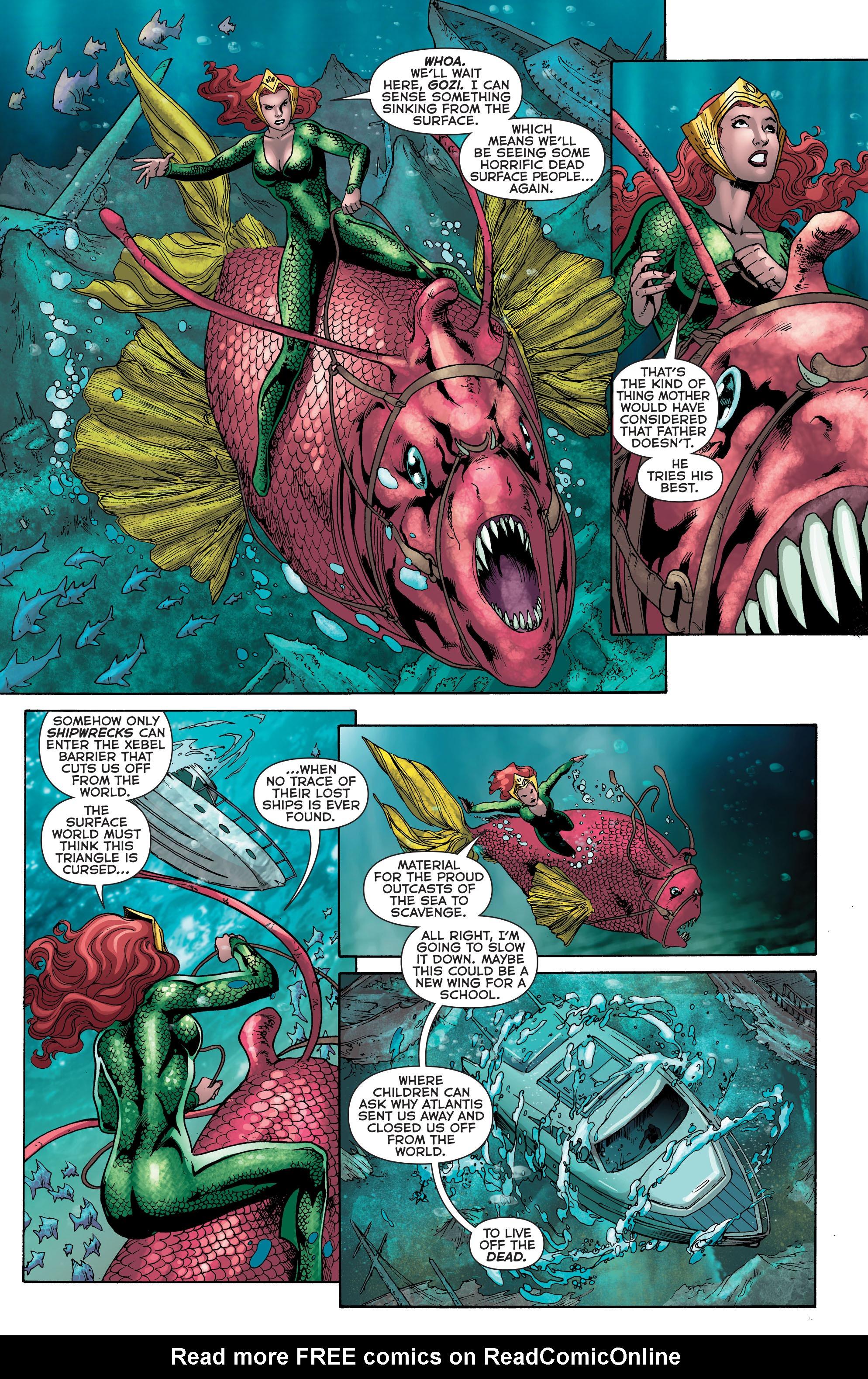 Read online Secret Origins (2014) comic -  Issue #5 - 28