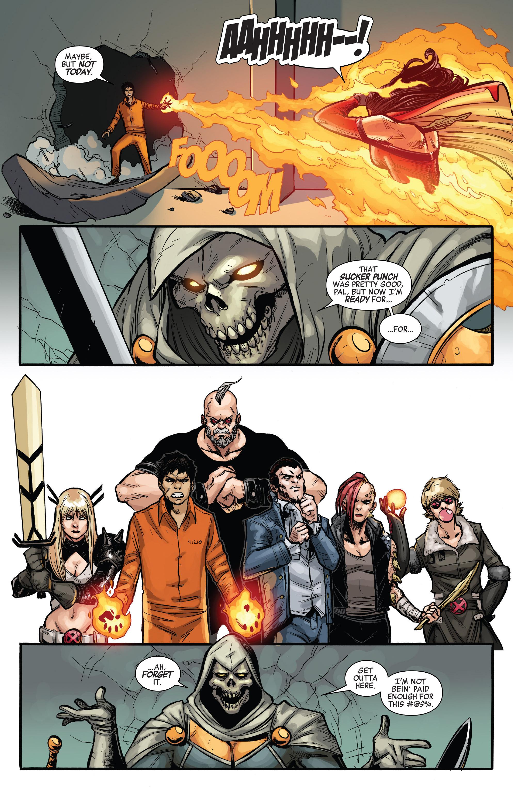 Read online Secret Empire: United comic -  Issue # Full - 22