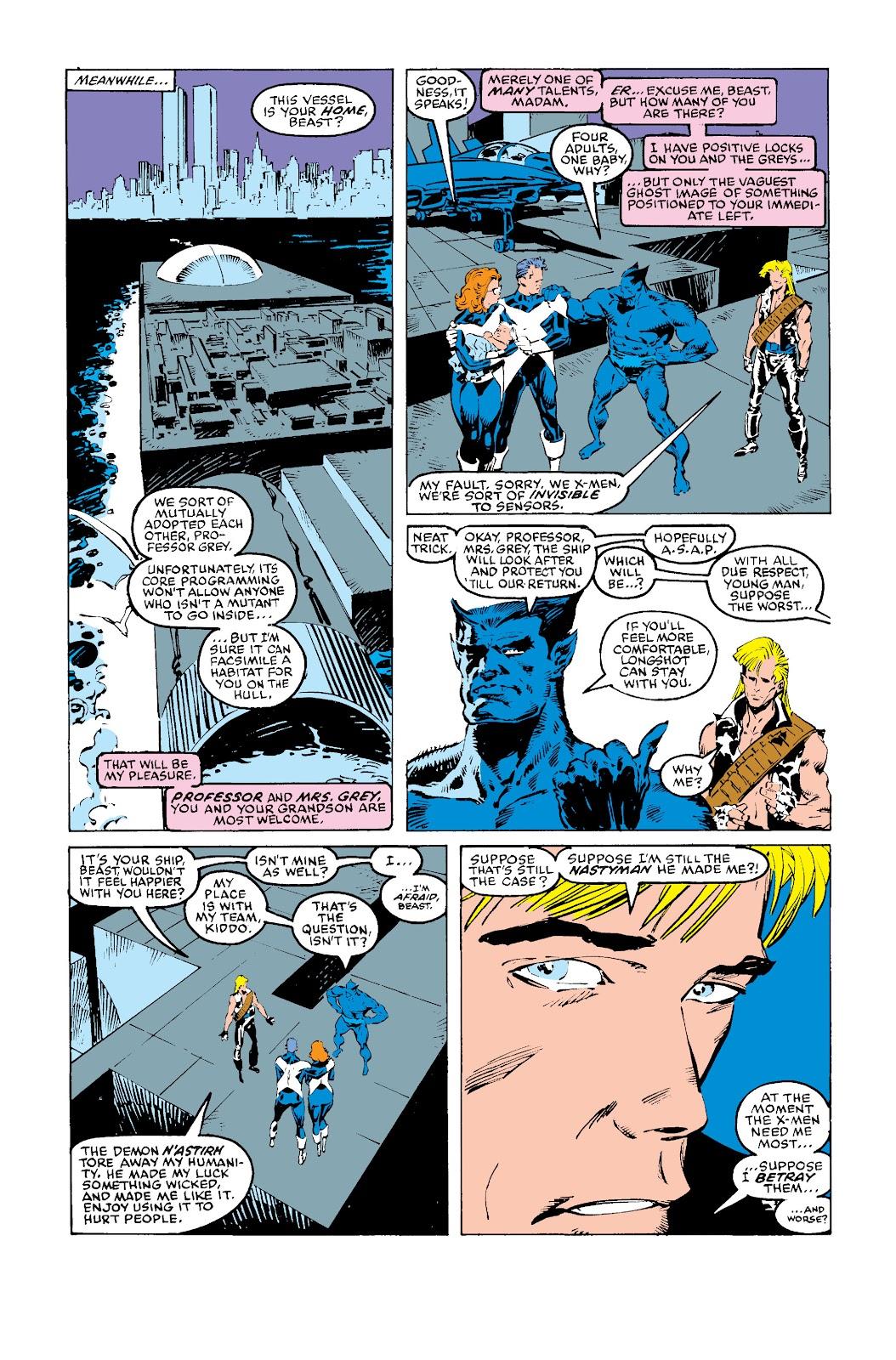 Uncanny X-Men (1963) issue 243 - Page 16