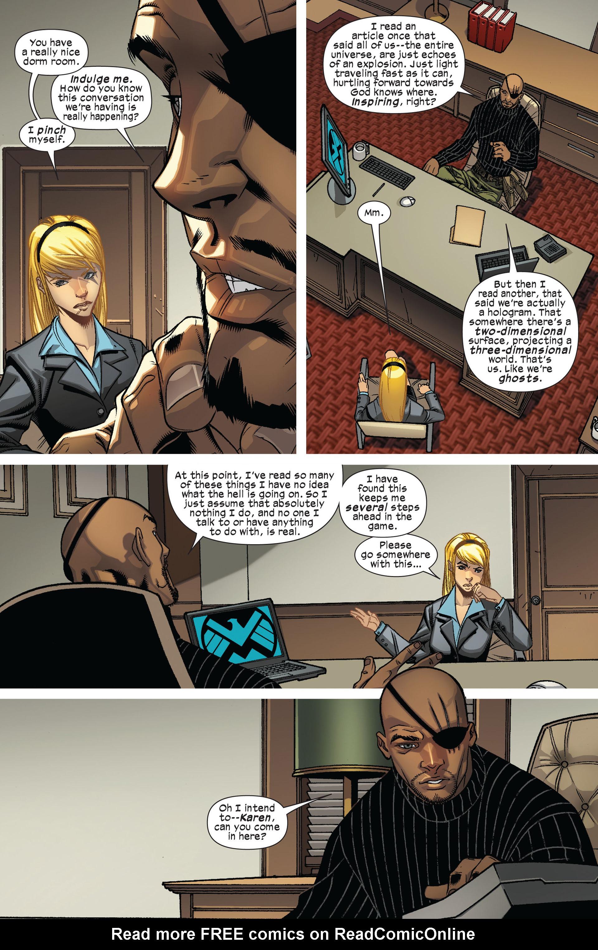 Read online Ultimate Comics X-Men comic -  Issue #8 - 15