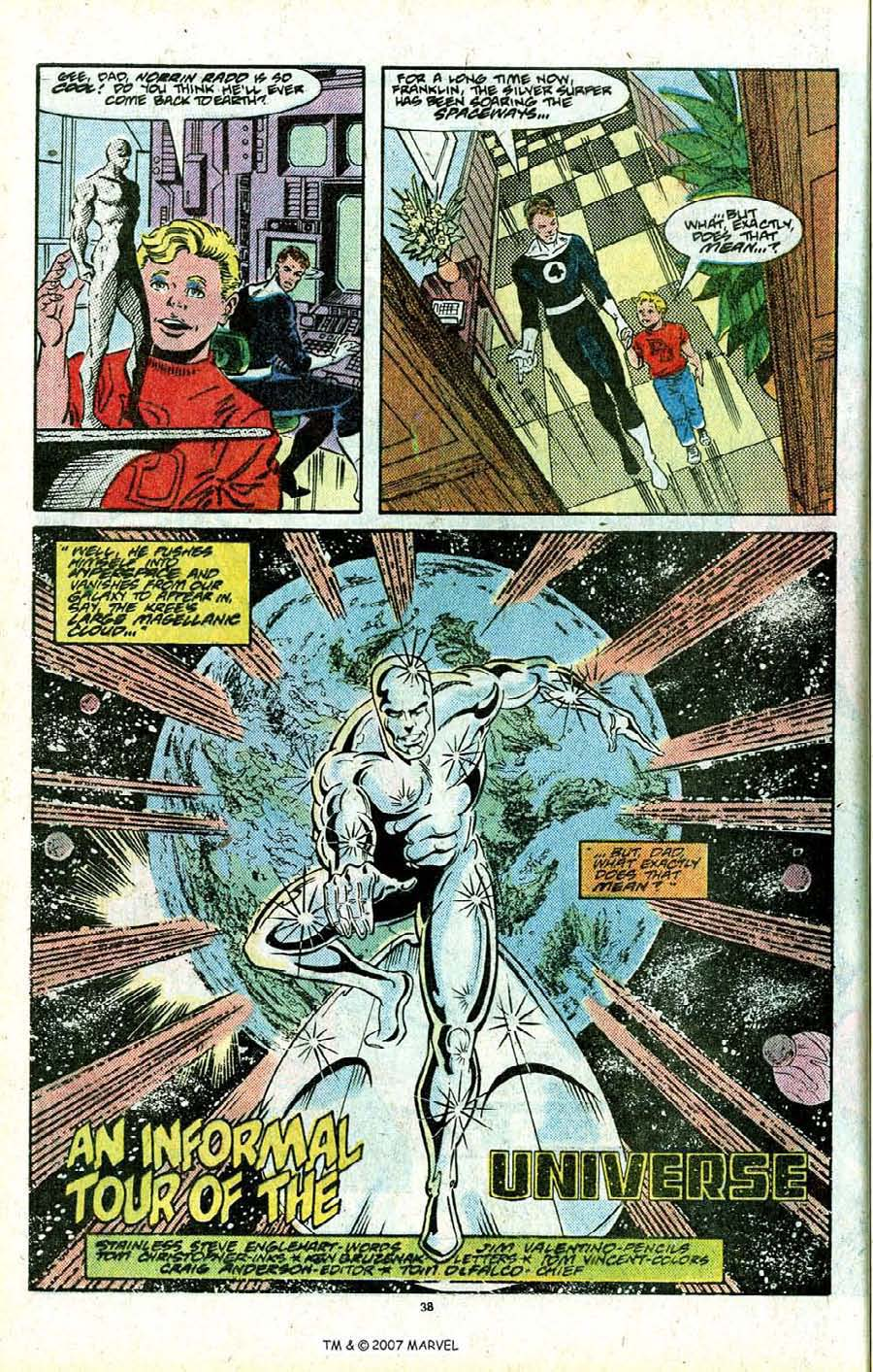 Read online Silver Surfer (1987) comic -  Issue # _Annual 2 - 40