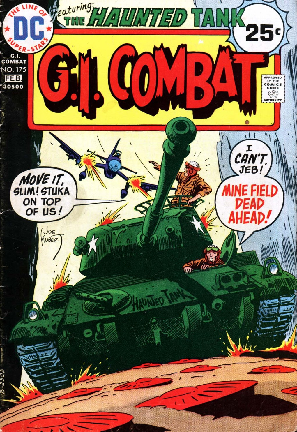 G.I. Combat (1952) issue 175 - Page 1