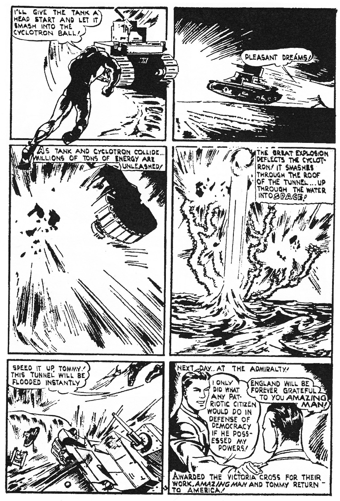 Read online Men of Mystery Comics comic -  Issue #83 - 47