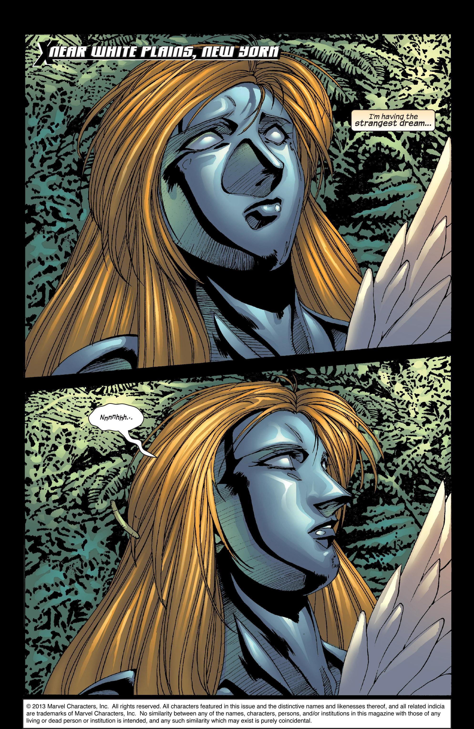 Read online Uncanny X-Men (1963) comic -  Issue #419 - 3