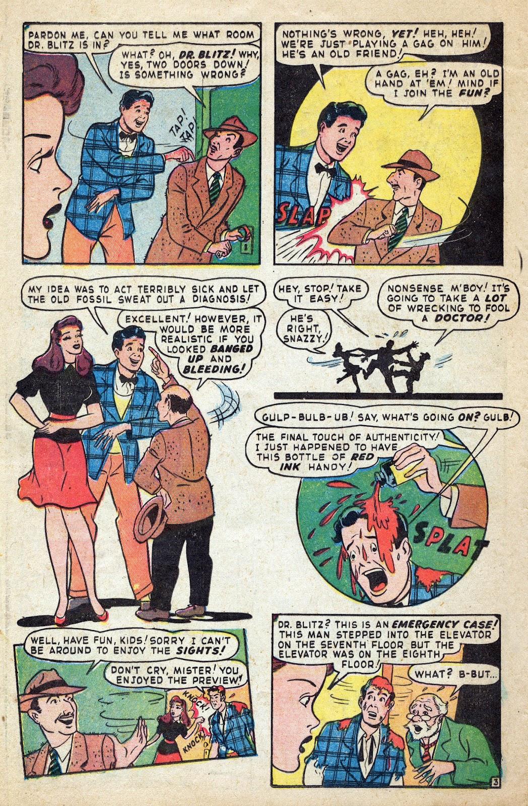 Read online Gay Comics comic -  Issue #31 - 22
