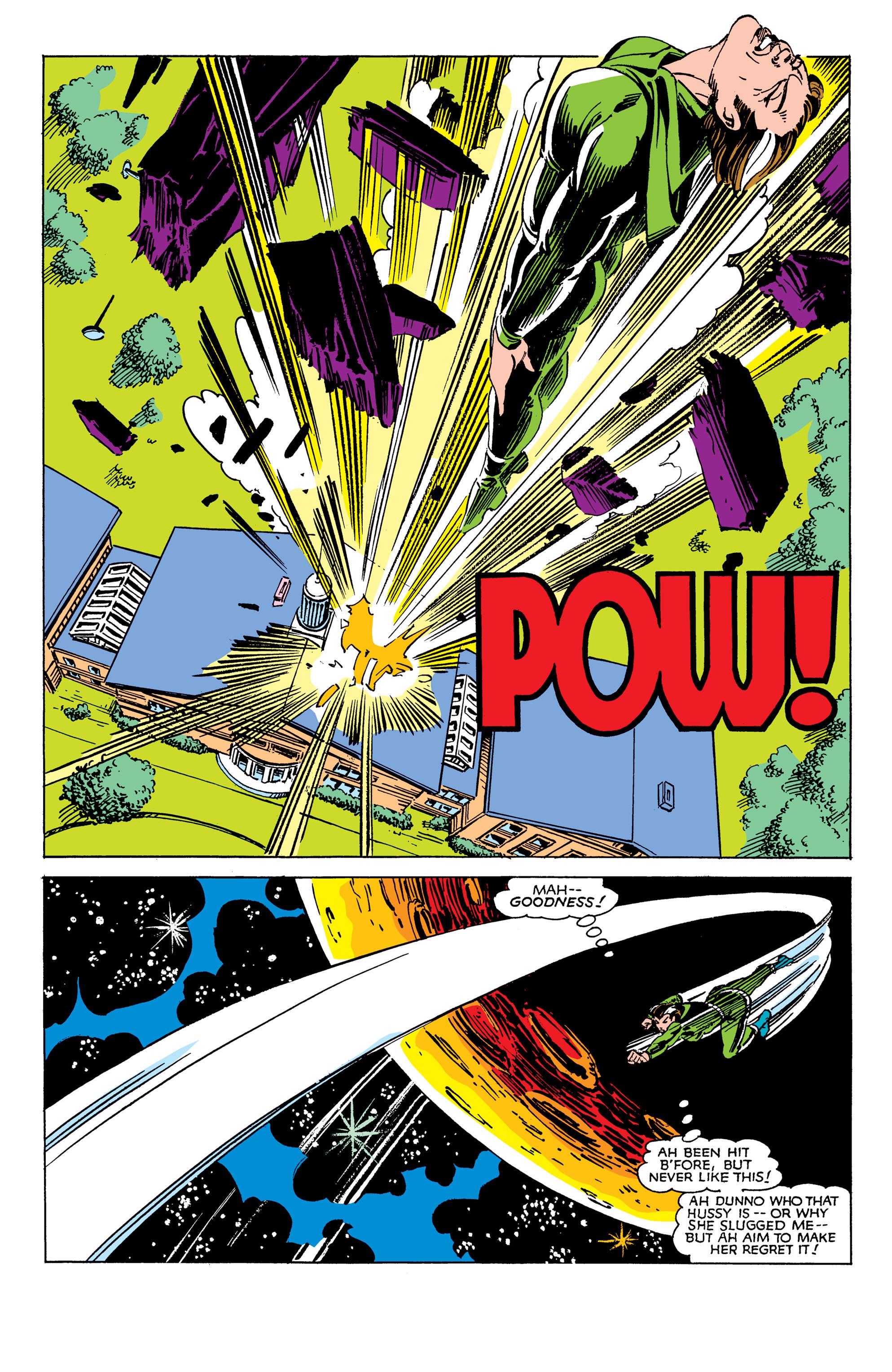 Read online Uncanny X-Men (1963) comic -  Issue #171 - 20