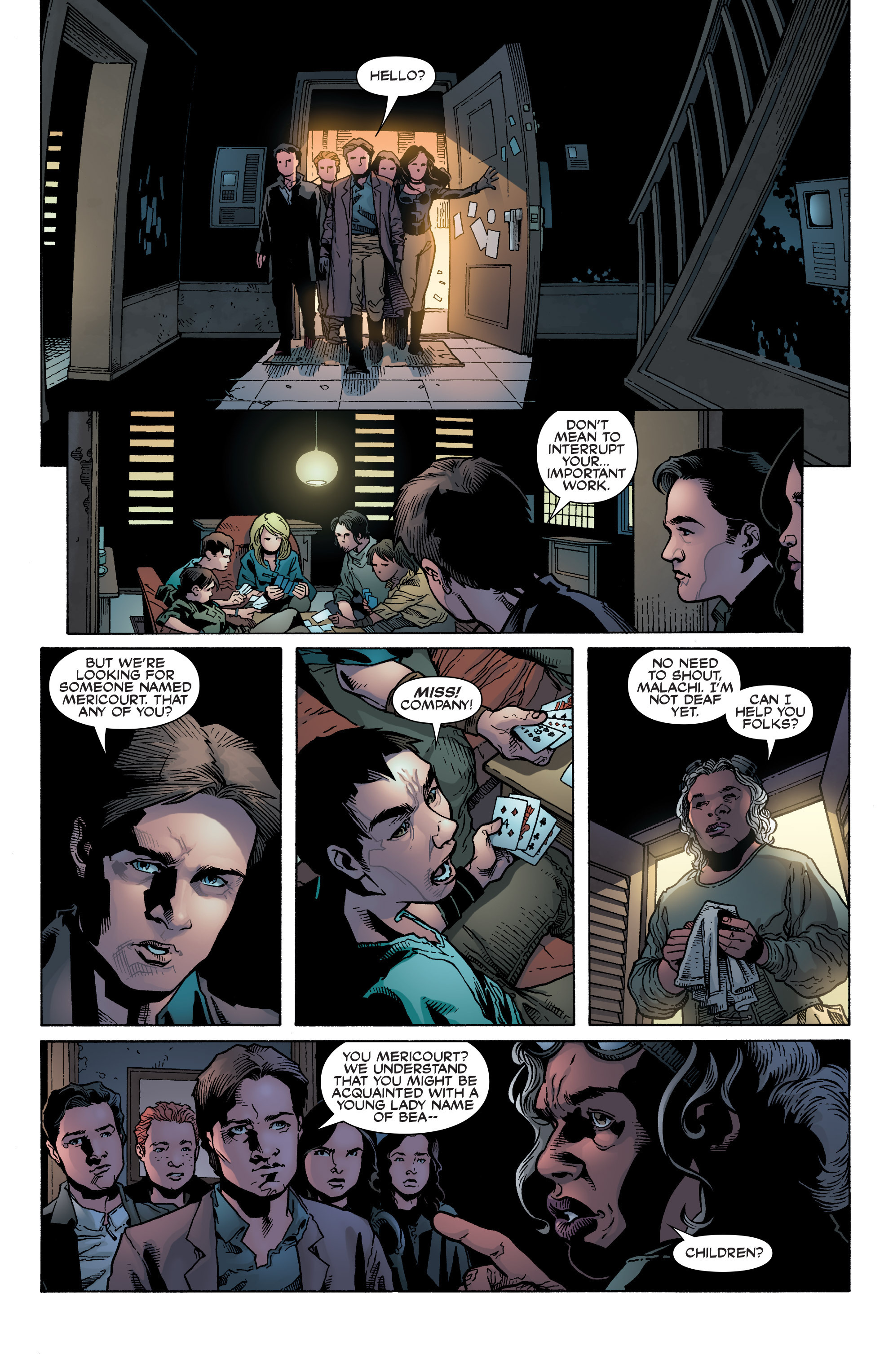 Read online Serenity: Firefly Class 03-K64 – No Power in the 'Verse comic -  Issue #1 - 31