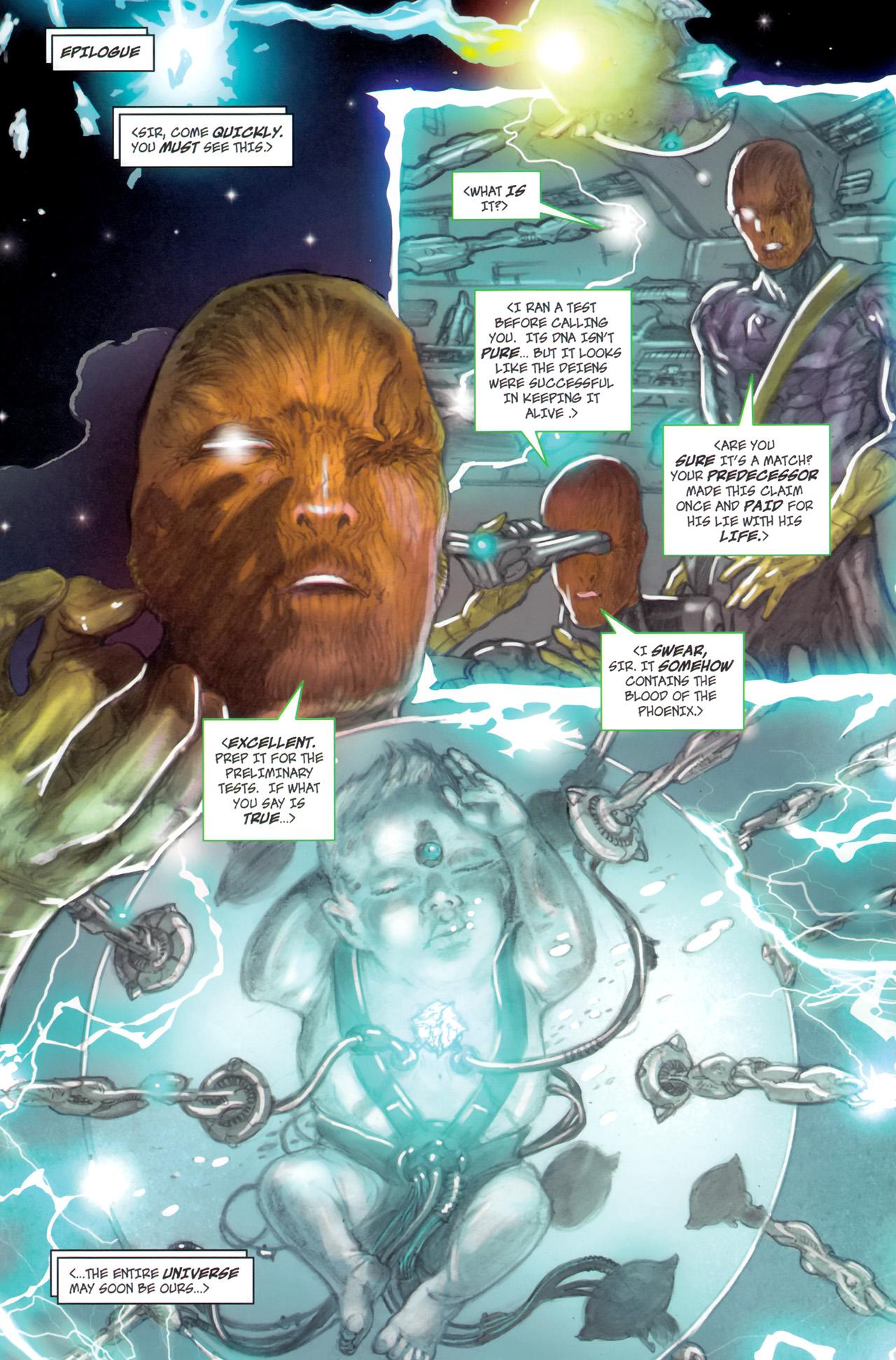 Read online Phoenix comic -  Issue #6 - 23