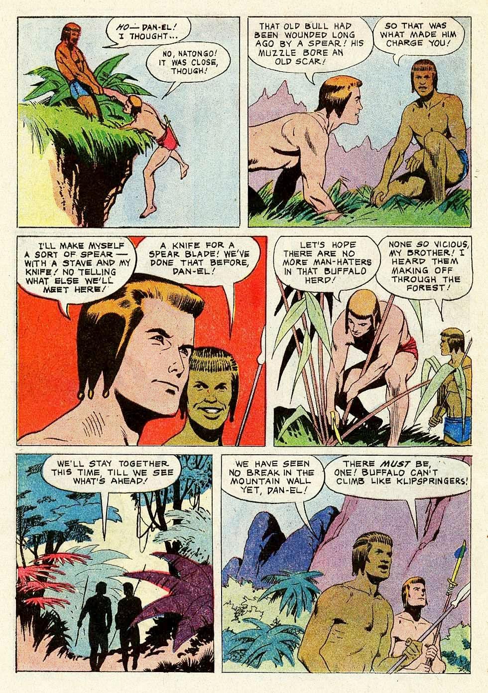 Tarzan (1948) issue 122 - Page 32