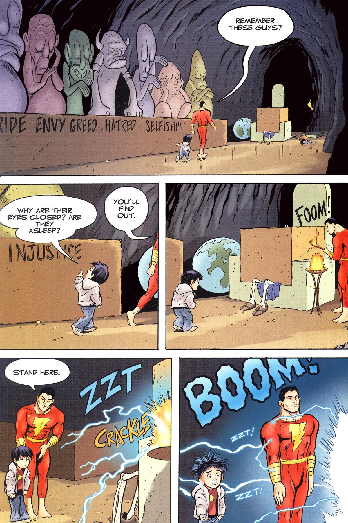 Read online Shazam!: The Monster Society of Evil comic -  Issue #1 - 39