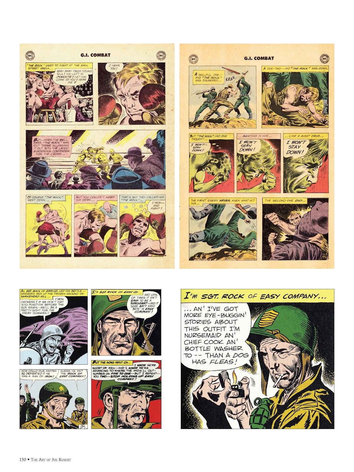 Read online The Art of Joe Kubert comic -  Issue # TPB (Part 2) - 50